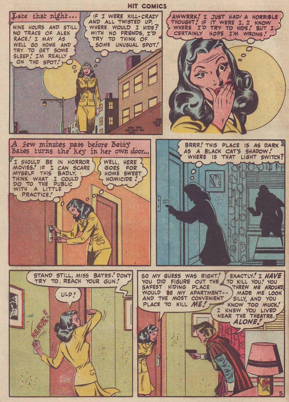 Read online Hit Comics comic -  Issue #51 - 30