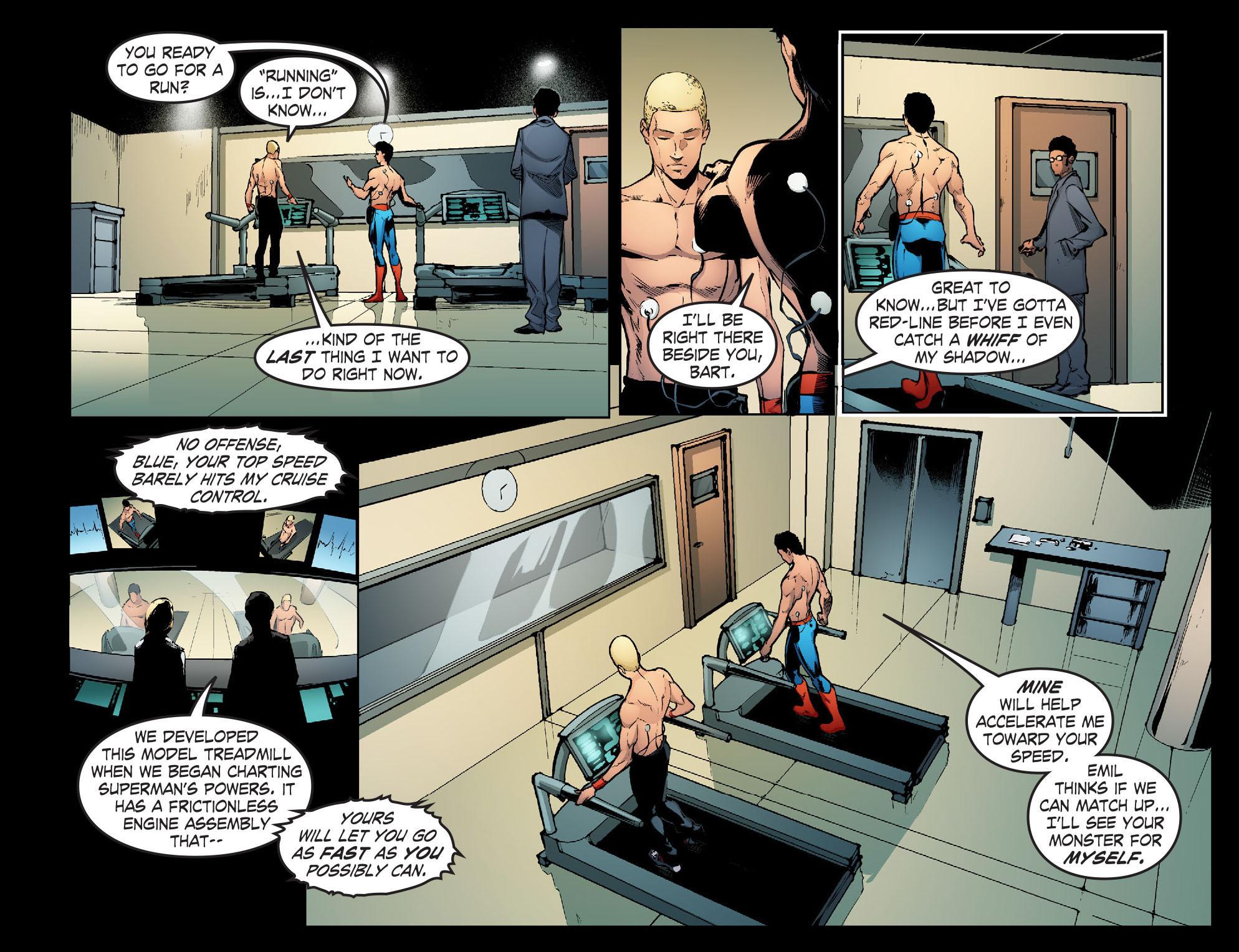 Read online Smallville: Season 11 comic -  Issue #30 - 18