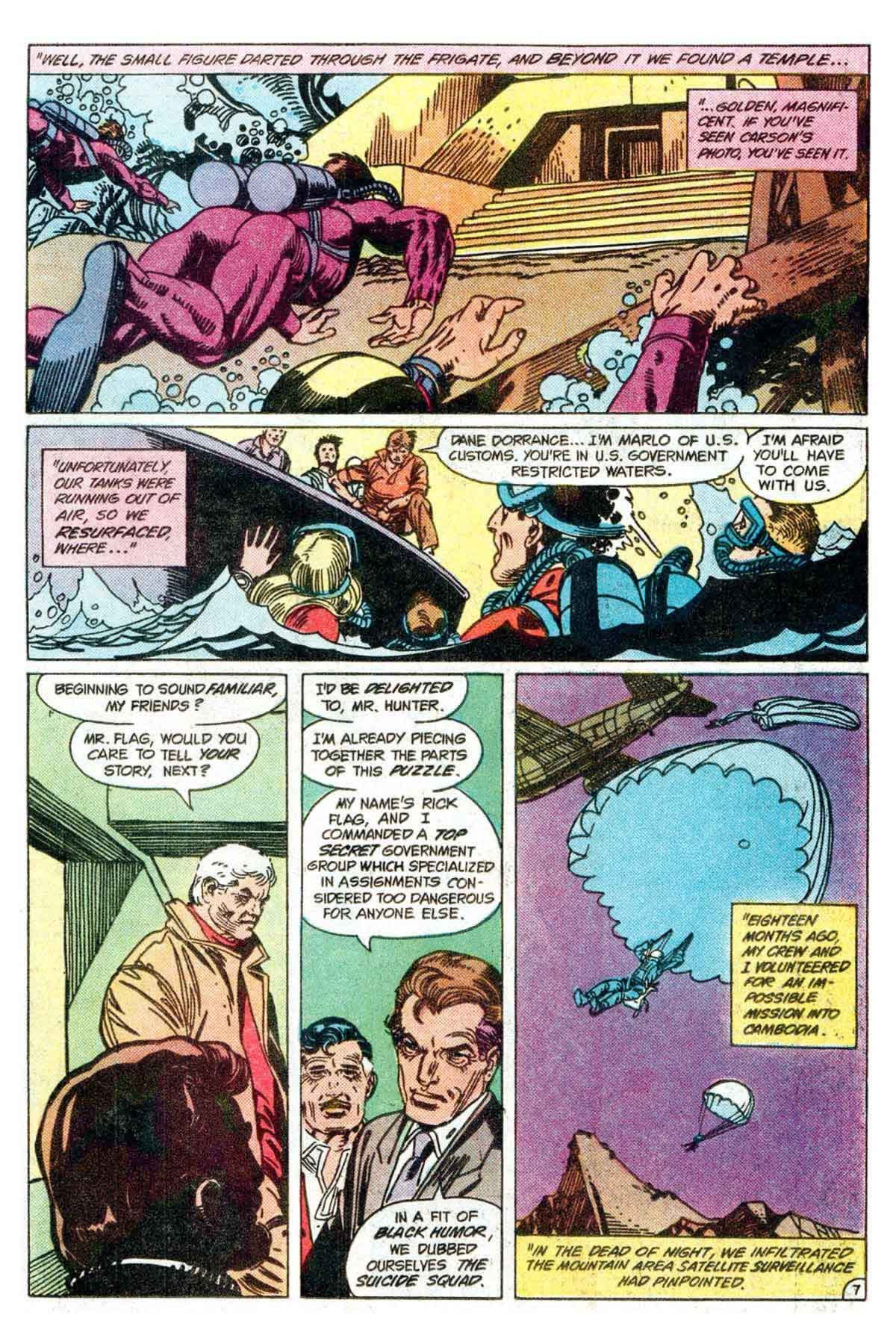 Read online Action Comics (1938) comic -  Issue #552 - 8