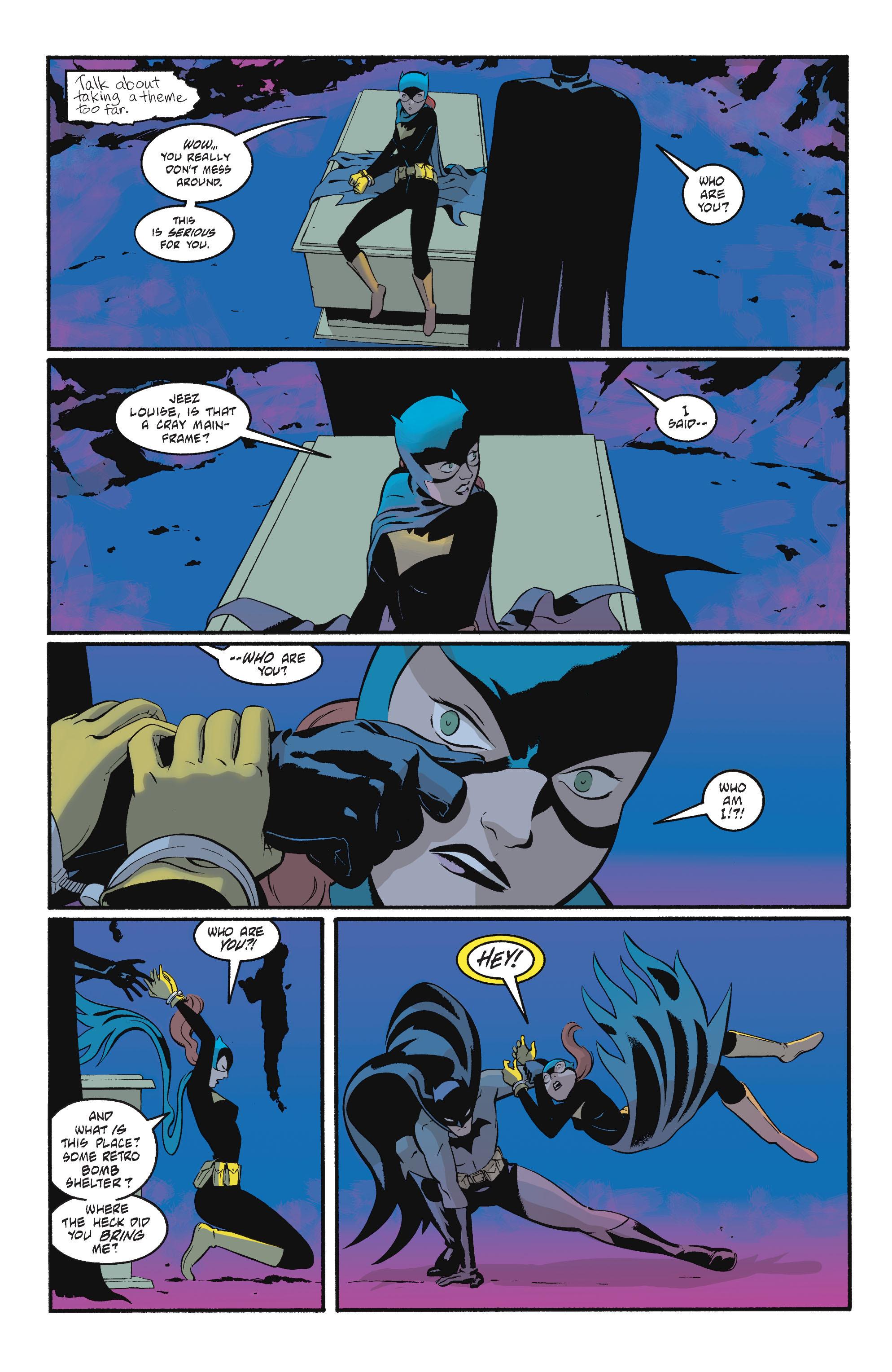 Read online Batgirl/Robin: Year One comic -  Issue # TPB 2 - 70