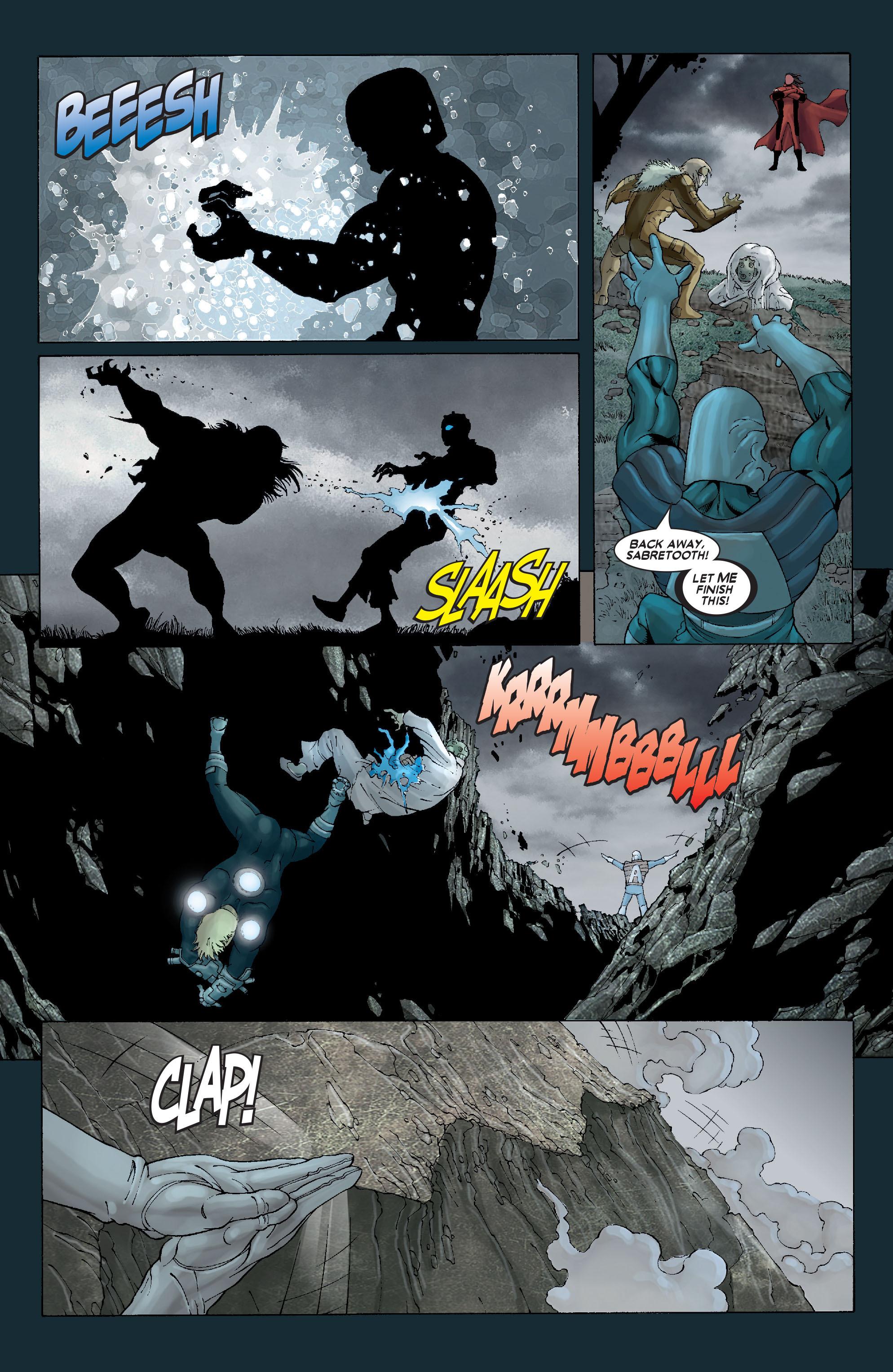 X-Men (1991) 162 Page 22