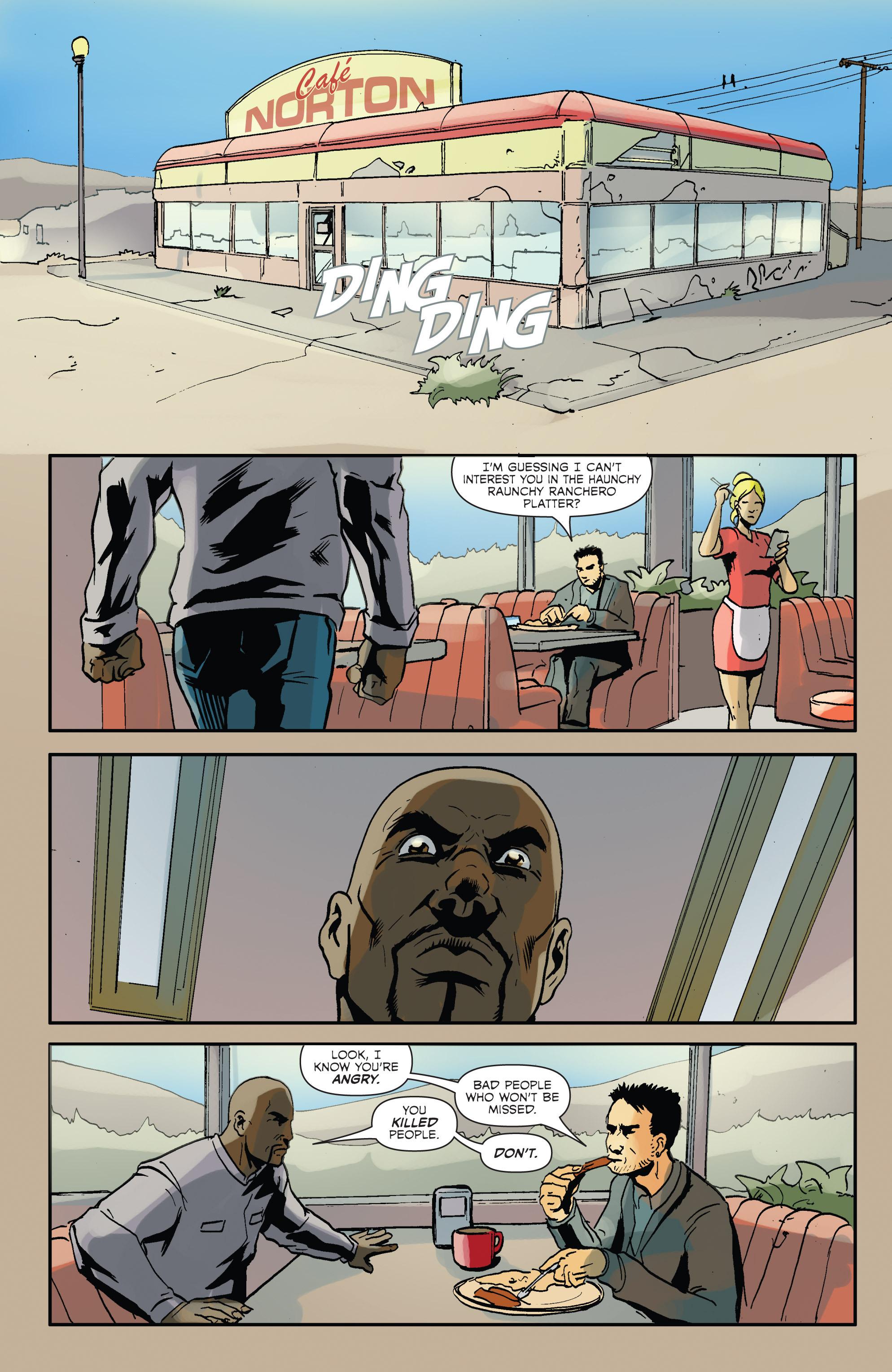 Read online Hoax Hunters (2012) comic -  Issue # TPB 2 - 57