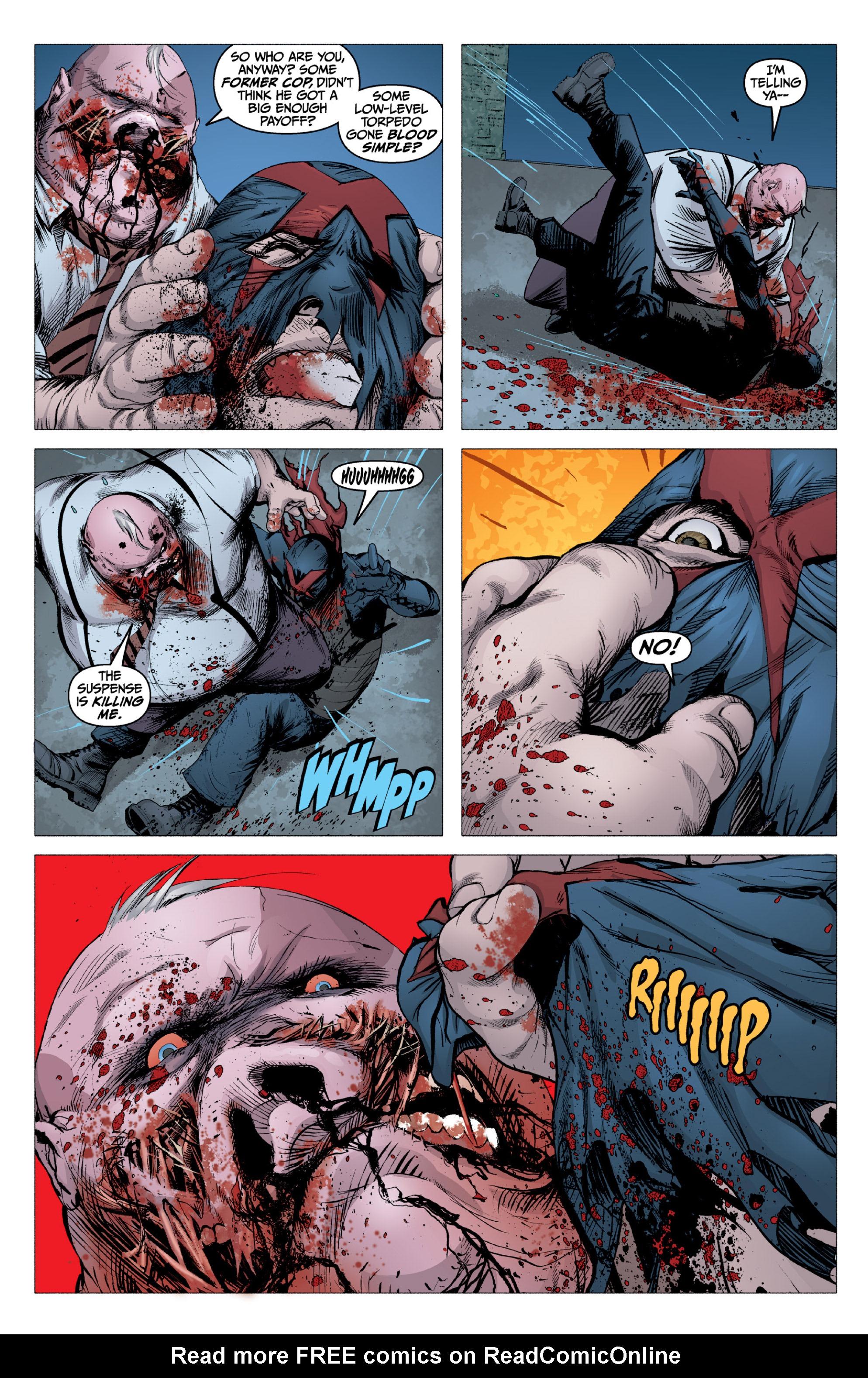 Read online X: Big Bad comic -  Issue # Full - 114