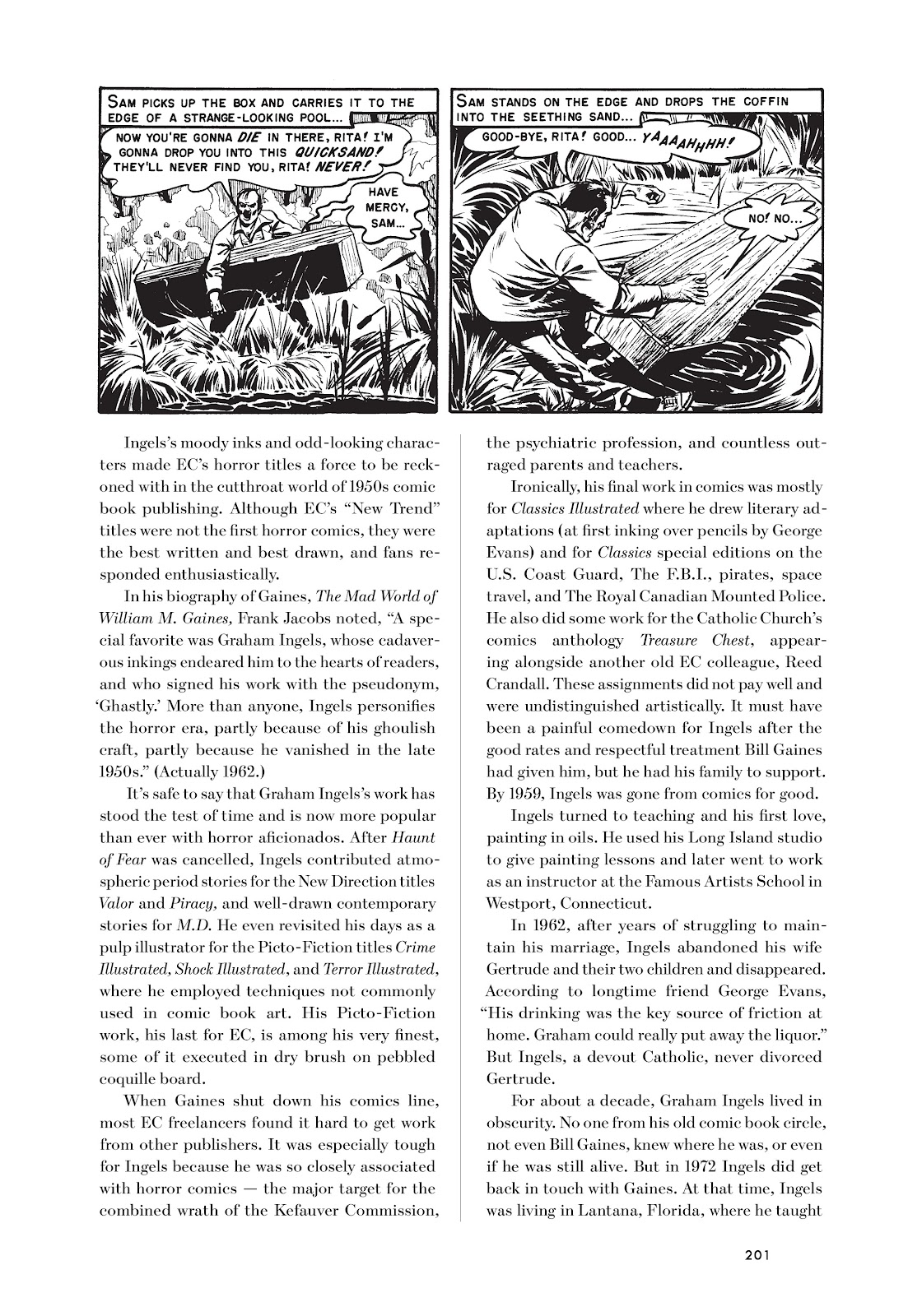 Read online Doctor of Horror and Other Stories comic -  Issue # TPB (Part 2) - 117