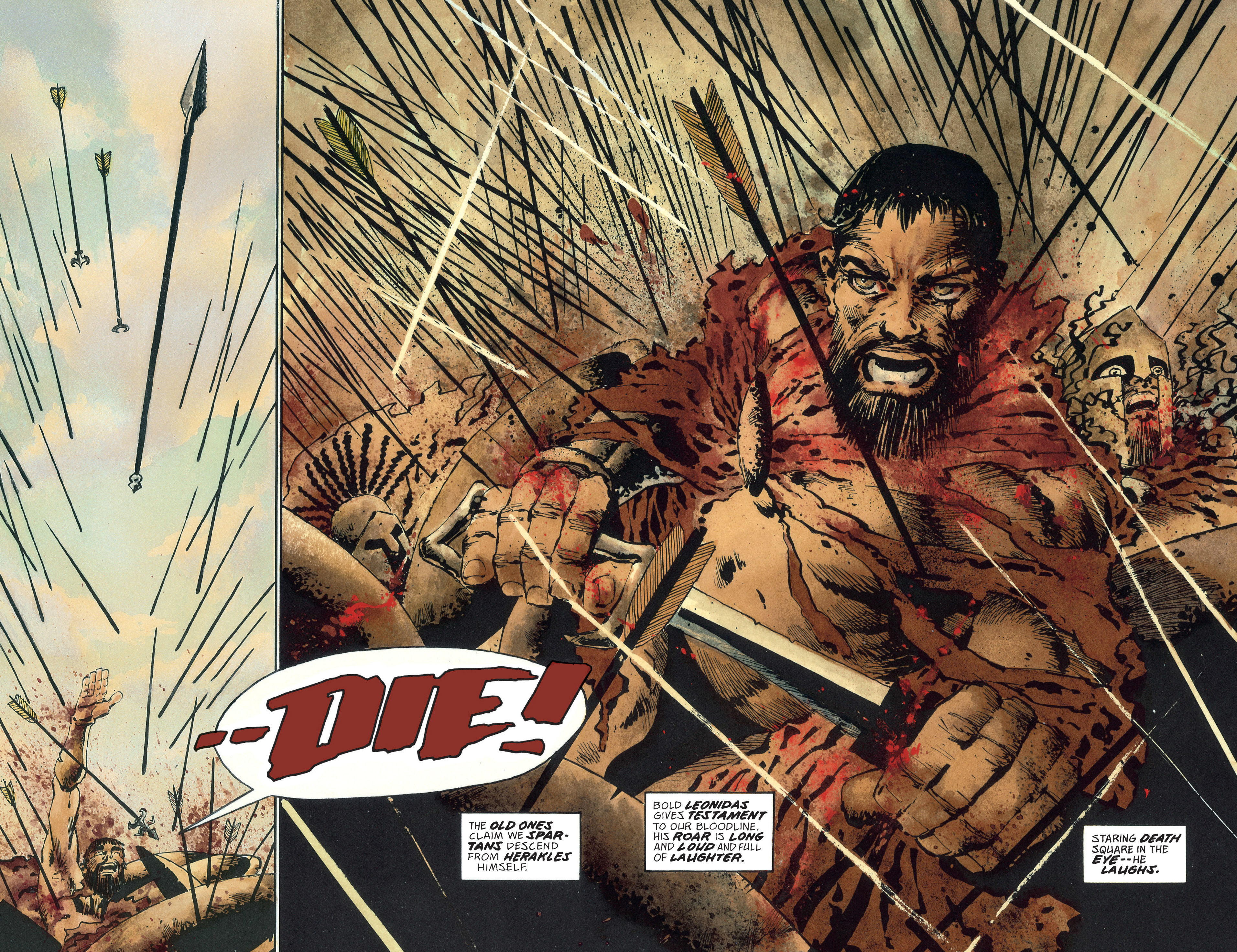 Read online 300 comic -  Issue #300 TPB - 80