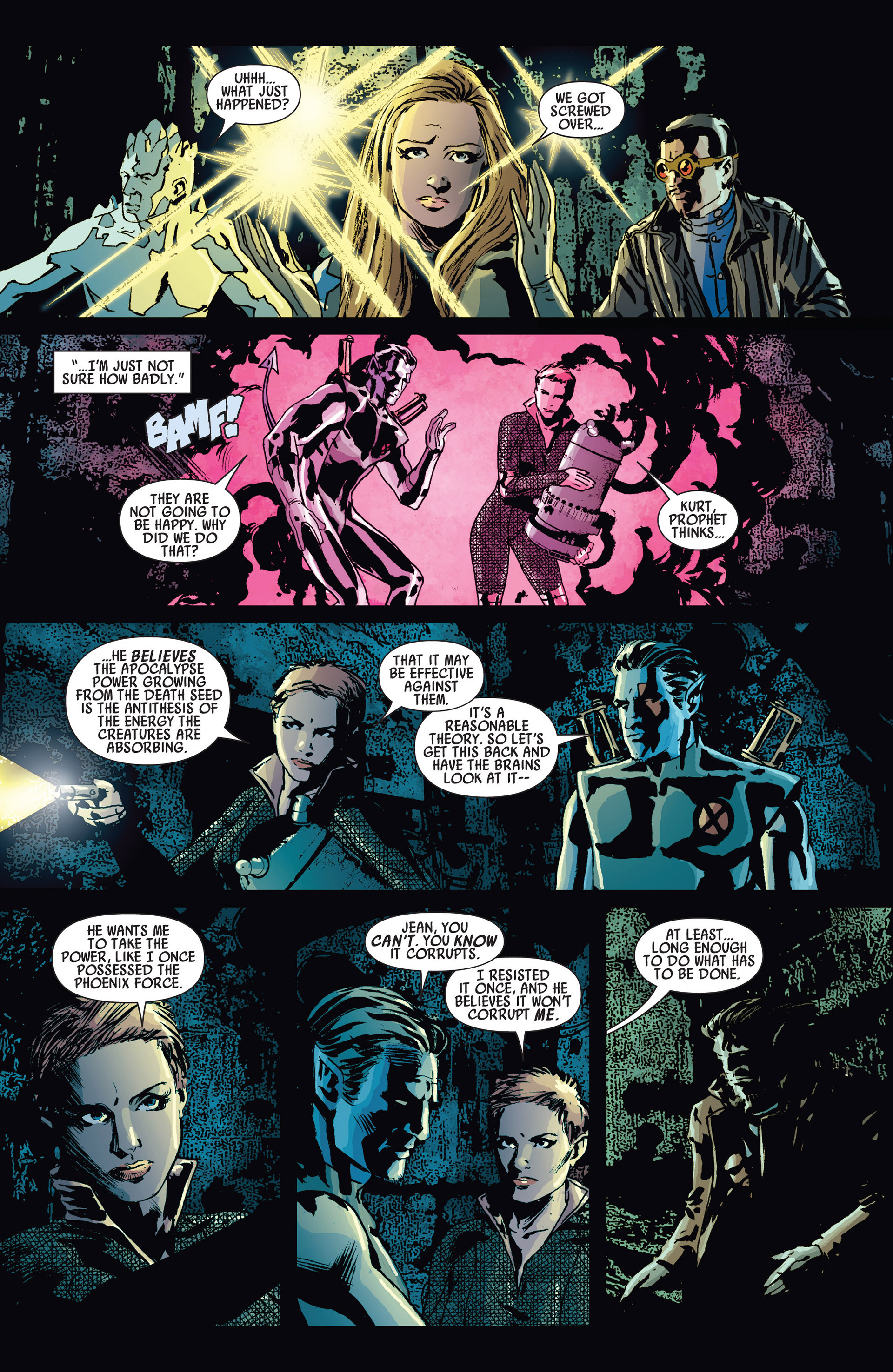 Read online Age of Apocalypse (2012) comic -  Issue #14 - 16