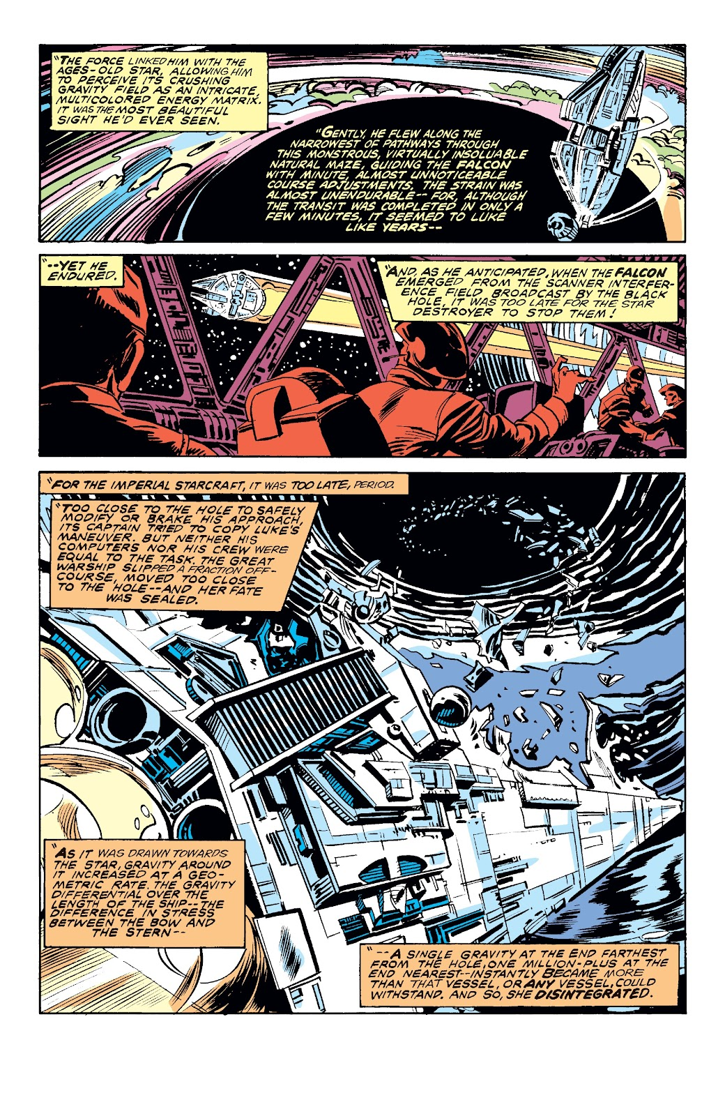 Read online Star Wars Legends: The Original Marvel Years - Epic Collection comic -  Issue # TPB 3 (Part 4) - 55