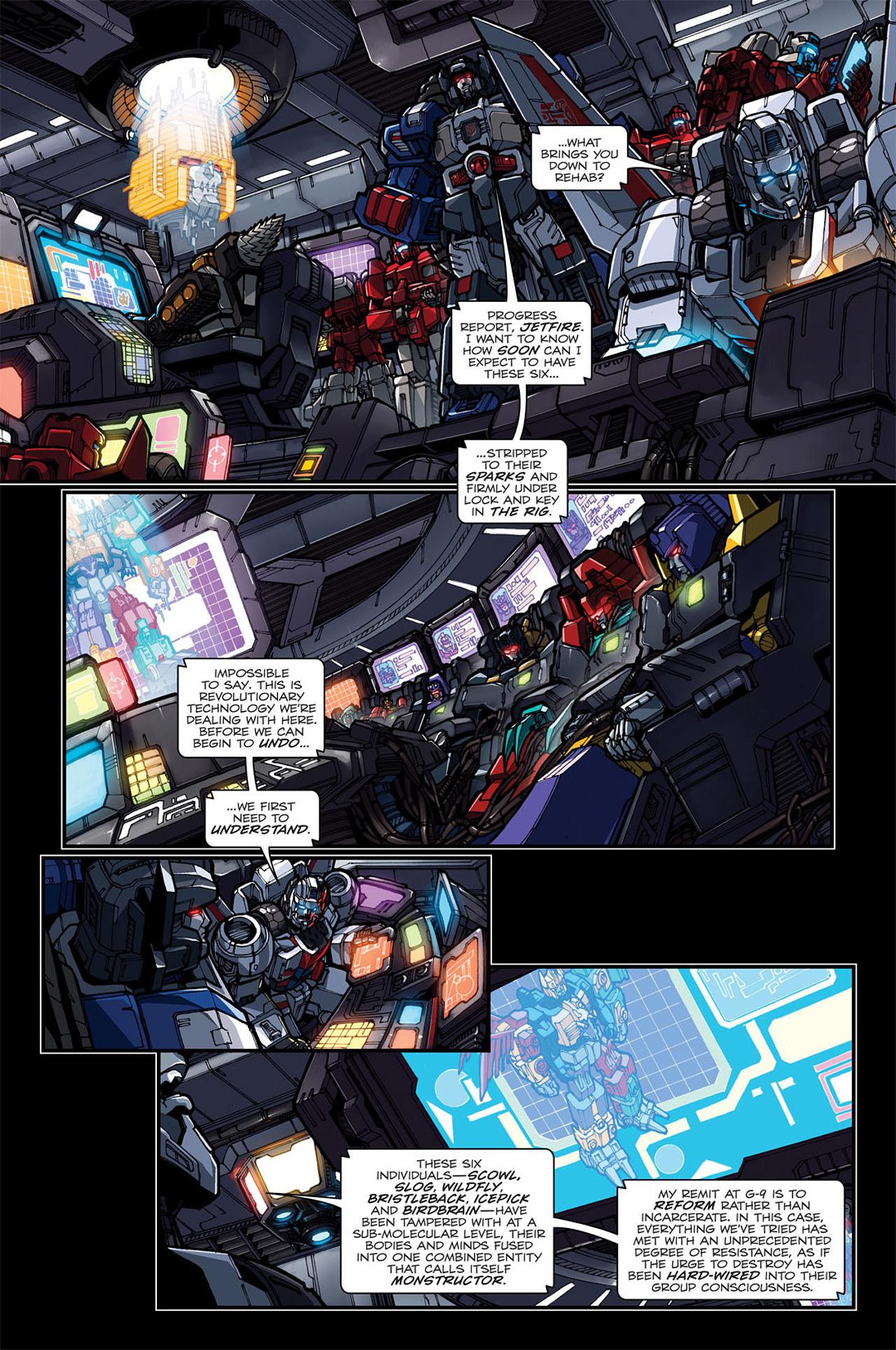 Read online Transformers: Spotlight - Arcee comic -  Issue # Full - 12