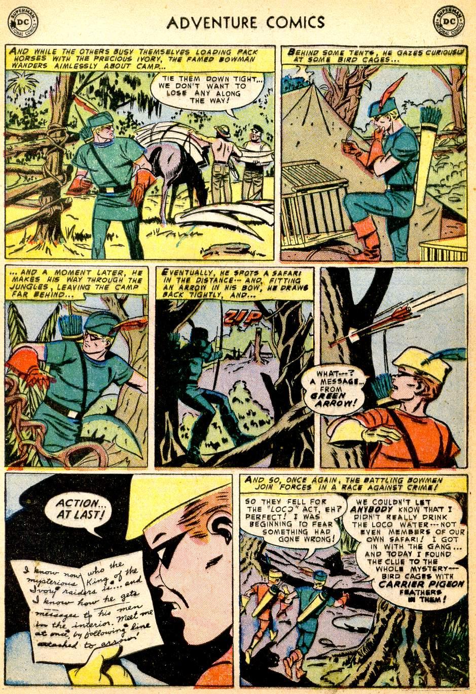 Read online Adventure Comics (1938) comic -  Issue #191 - 39