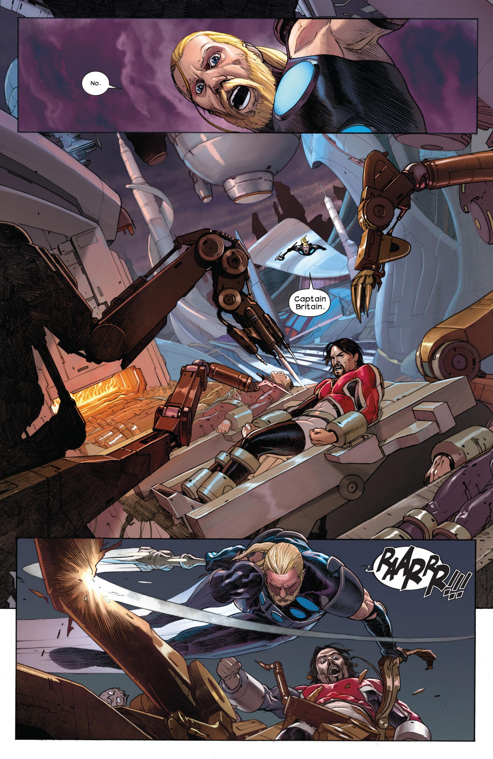 Read online Secret Wars Prelude comic -  Issue # Full - 131