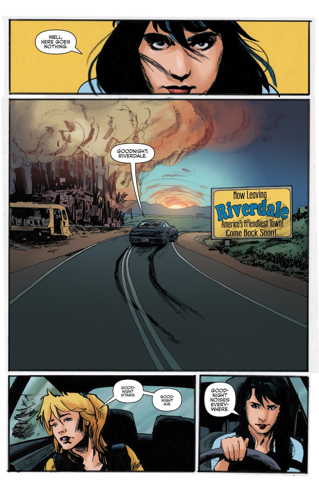 Archie vs. Predator II #1 #1 - English 11