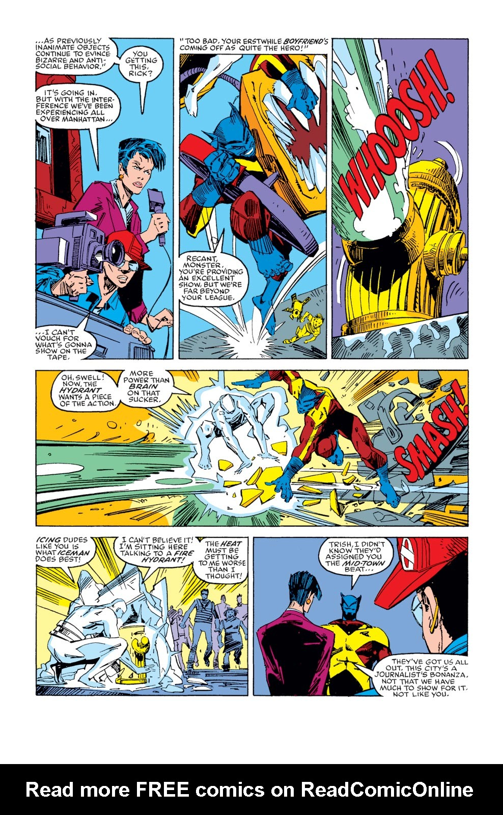 Read online X-Factor (1986) comic -  Issue #36 - 3