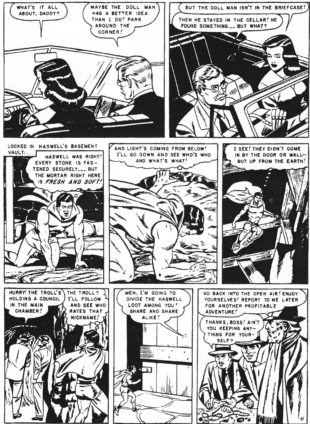 Read online Men of Mystery Comics comic -  Issue #70 - 15