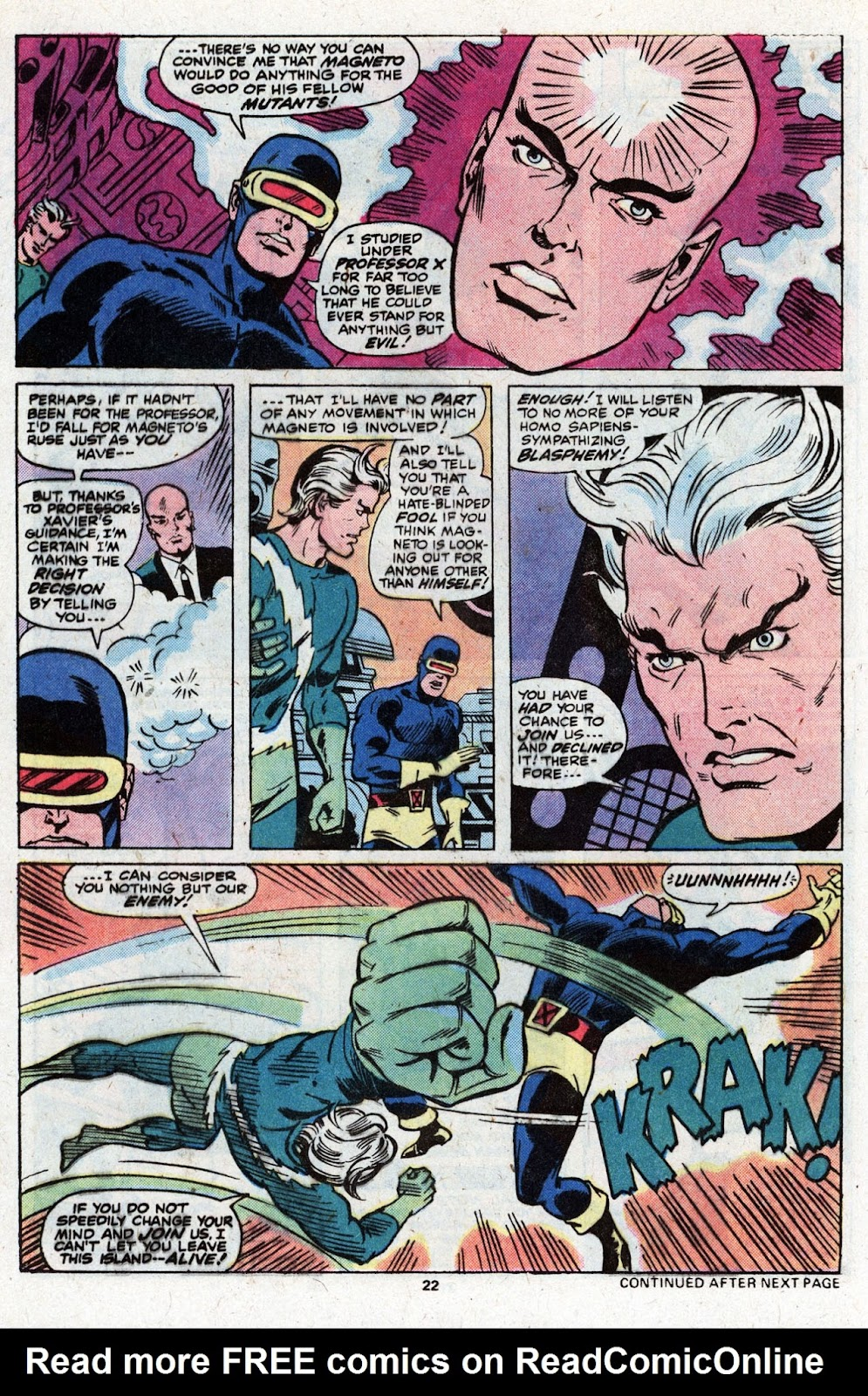 Marvel Triple Action (1972) issue 45 - Page 23