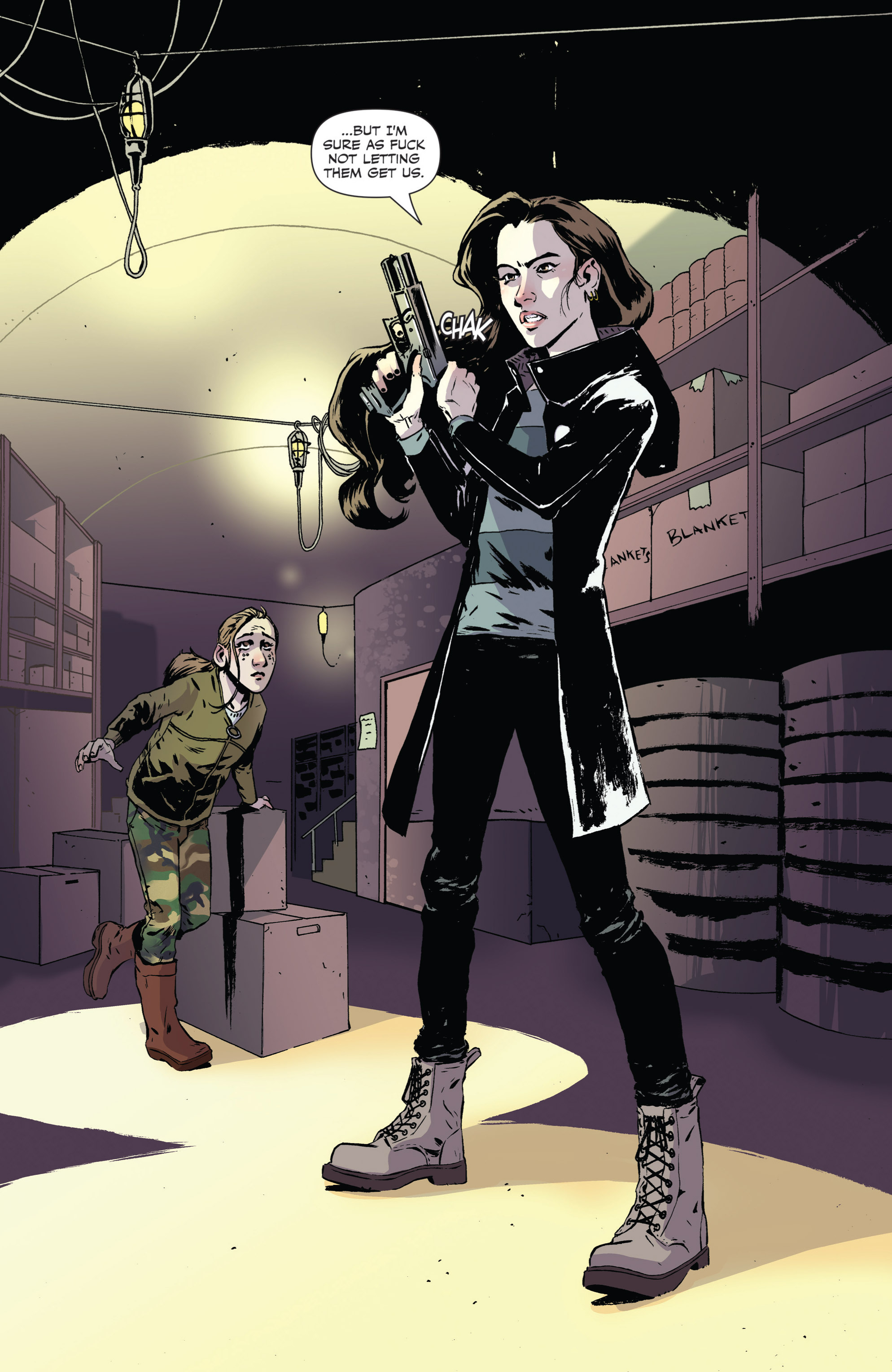 Read online Sheltered comic -  Issue #2 - 24