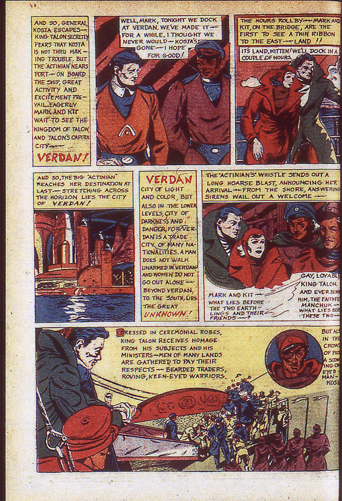 Read online Adventure Comics (1938) comic -  Issue #59 - 23