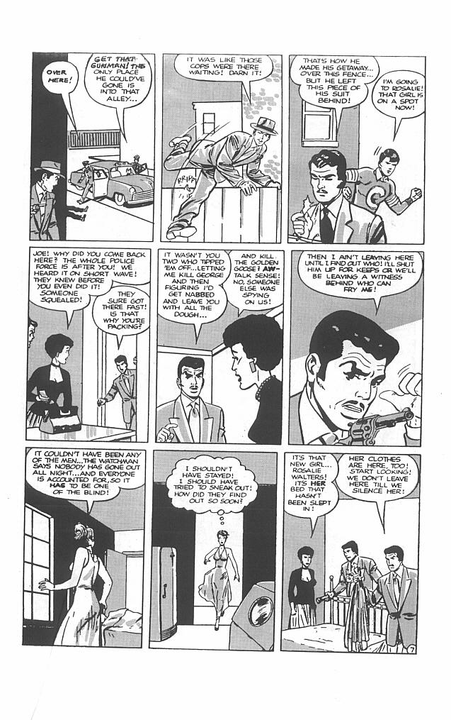 Read online Men of Mystery Comics comic -  Issue #22 - 23