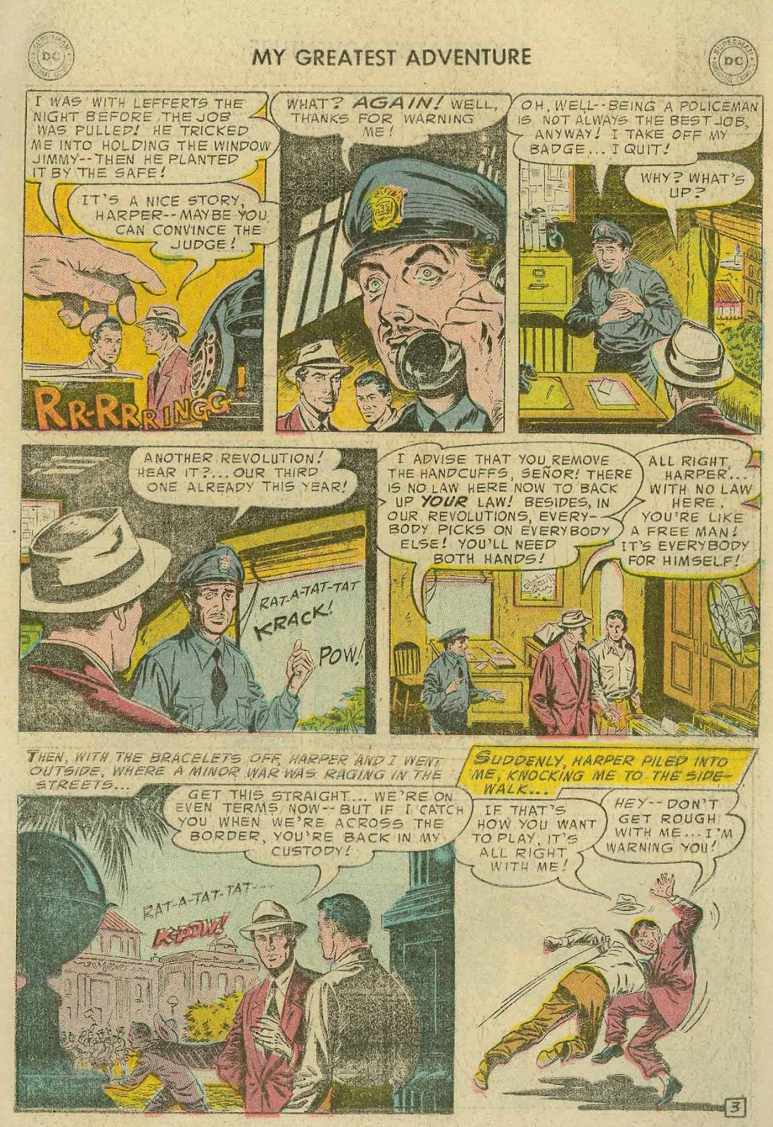 My Greatest Adventure (1955) issue 5 - Page 15