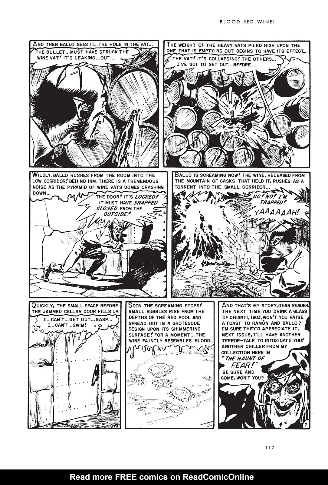 Read online Doctor of Horror and Other Stories comic -  Issue # TPB (Part 2) - 33