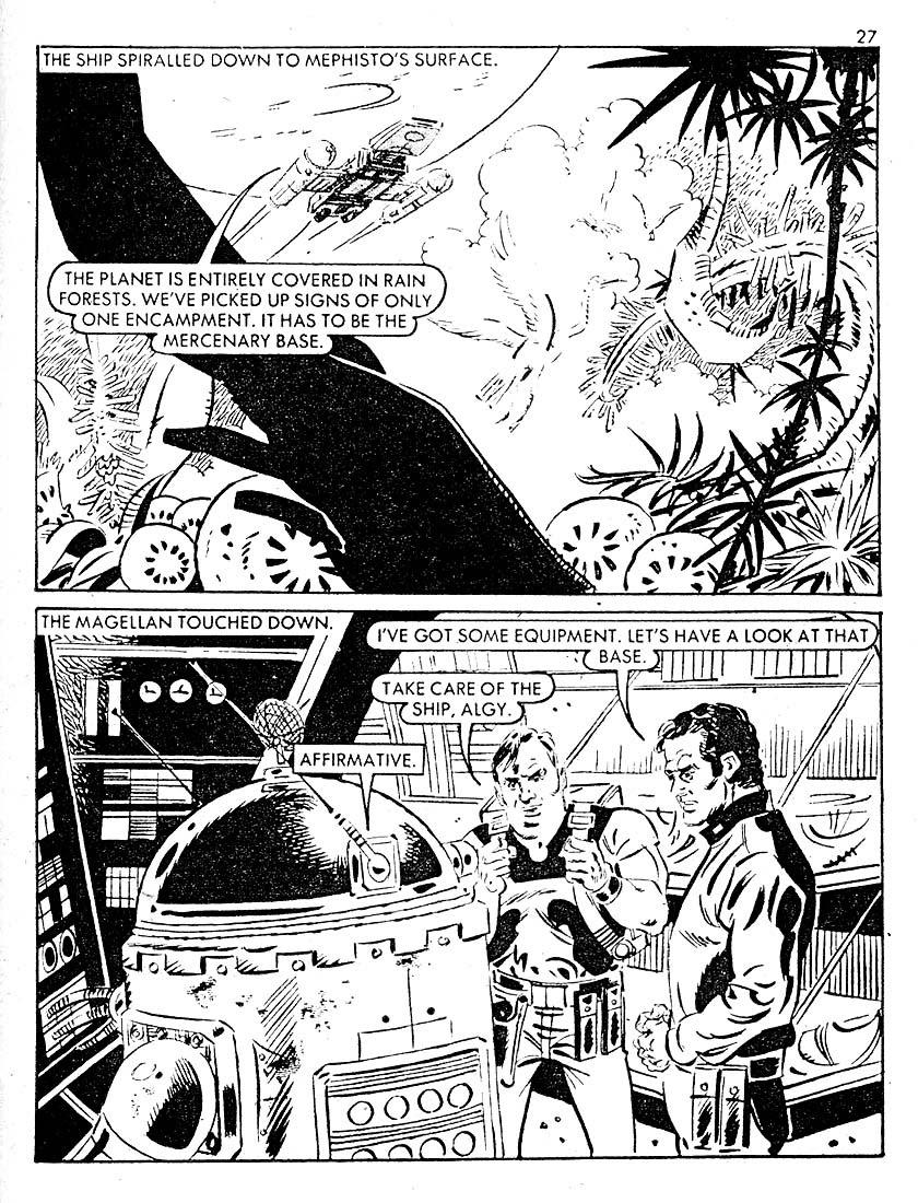 Starblazer issue 30 - Page 27