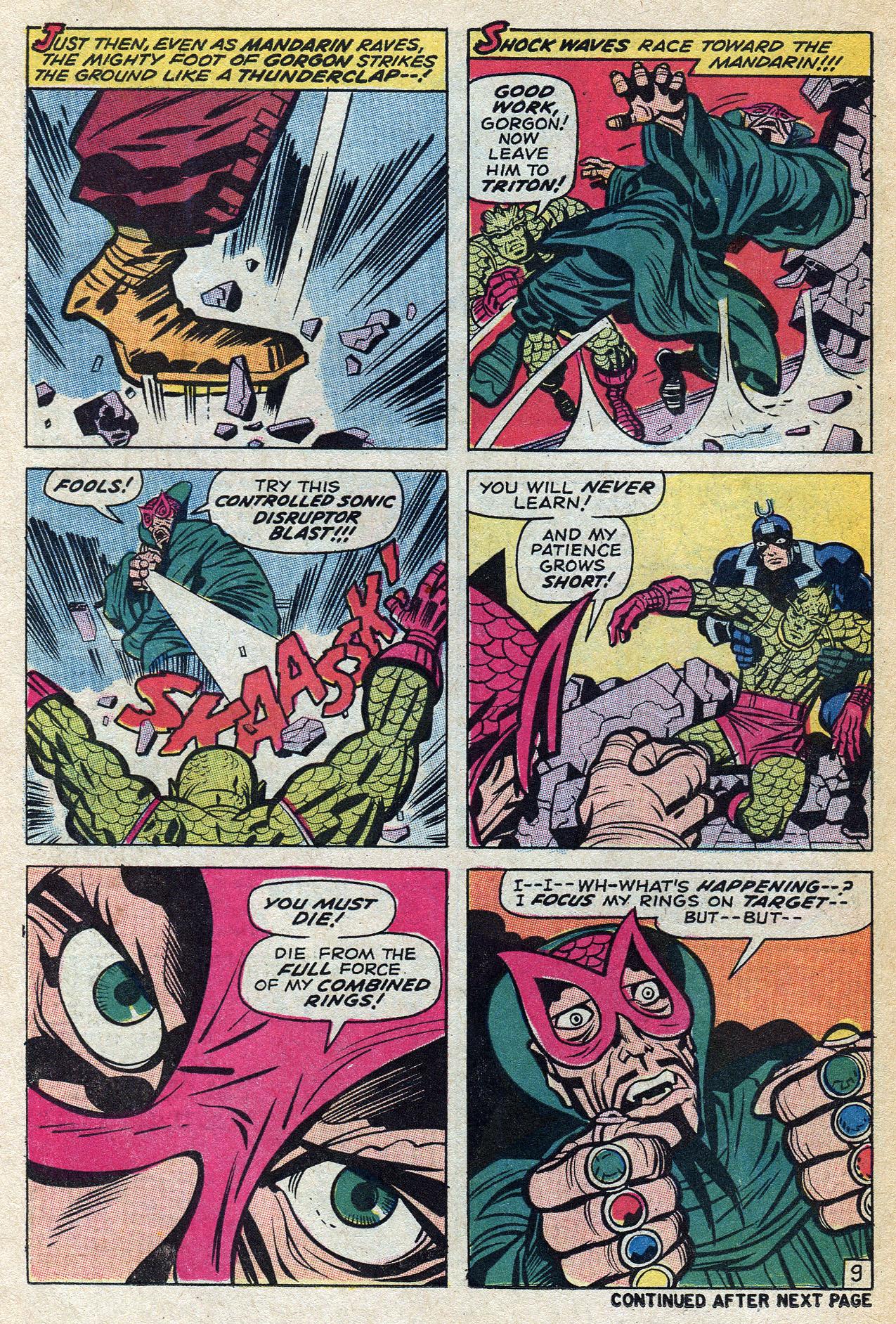 Read online Amazing Adventures (1970) comic -  Issue #4 - 14