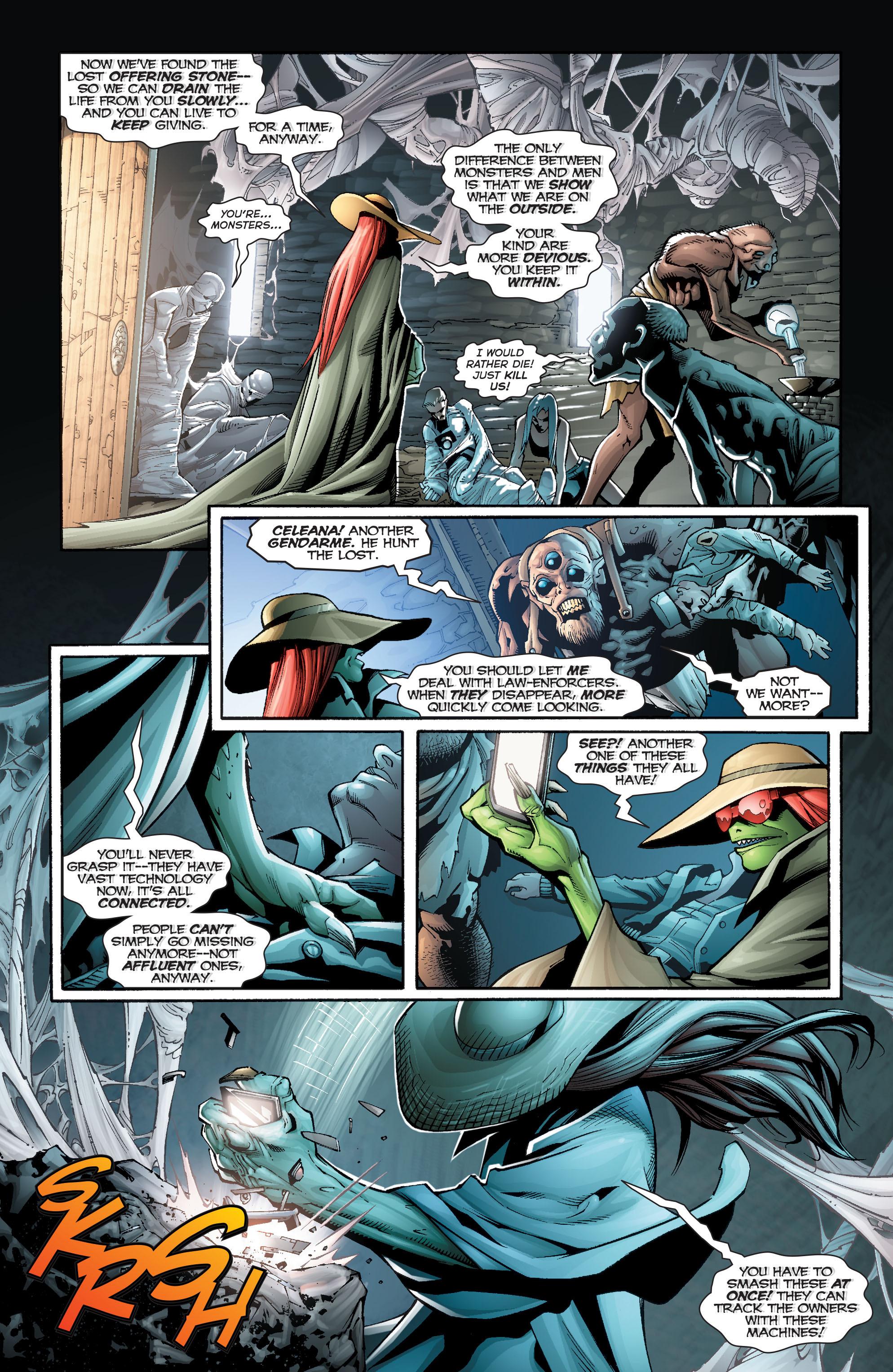 Read online Aquaman (2011) comic -  Issue #Aquaman (2011) _Annual 2 - 5