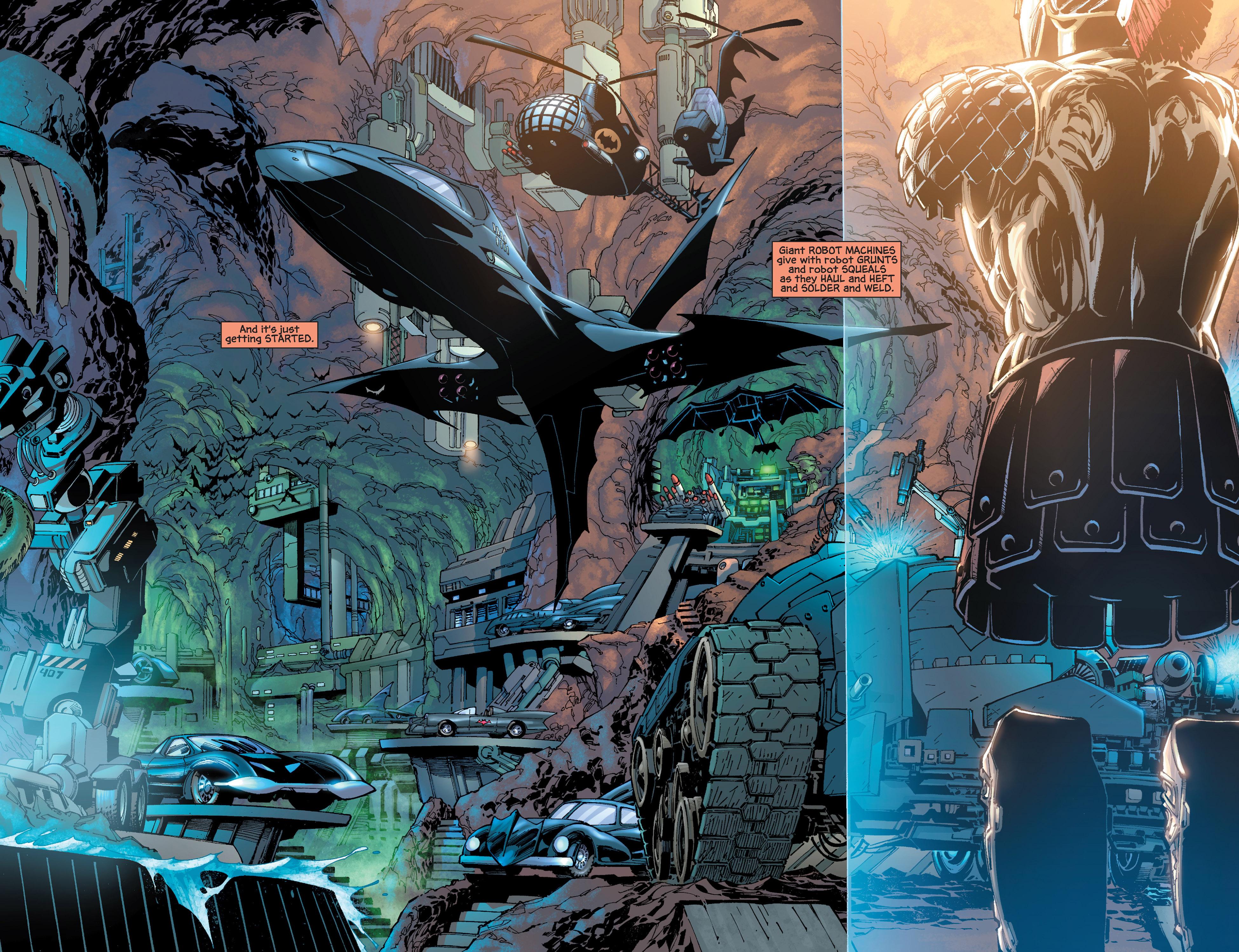 Read online All Star Batman & Robin, The Boy Wonder comic -  Issue #4 - 10