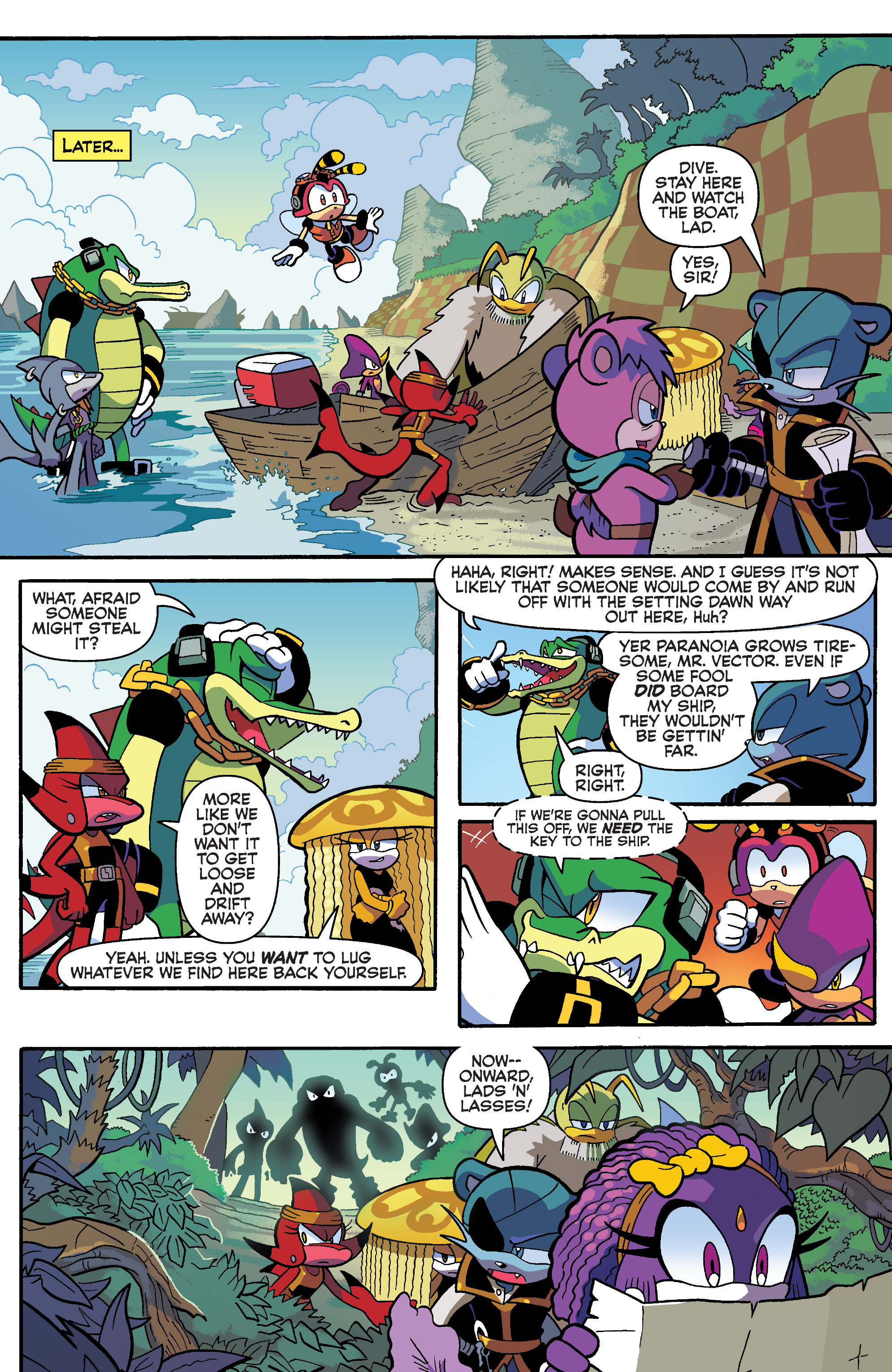 Read online Sonic Universe comic -  Issue #93 - 14