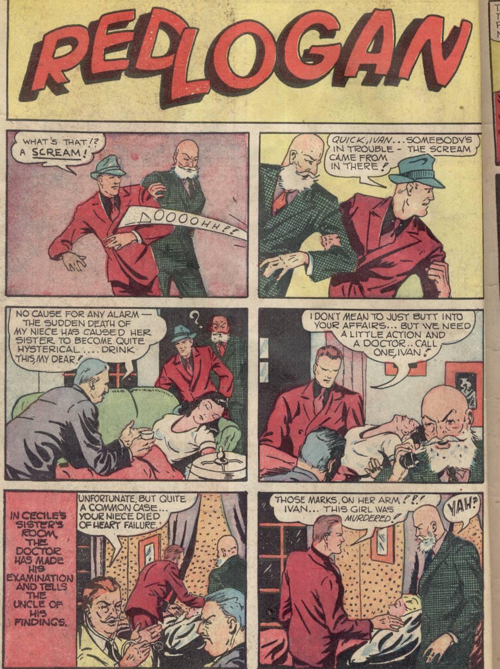 Read online Detective Comics (1937) comic -  Issue #39 - 23