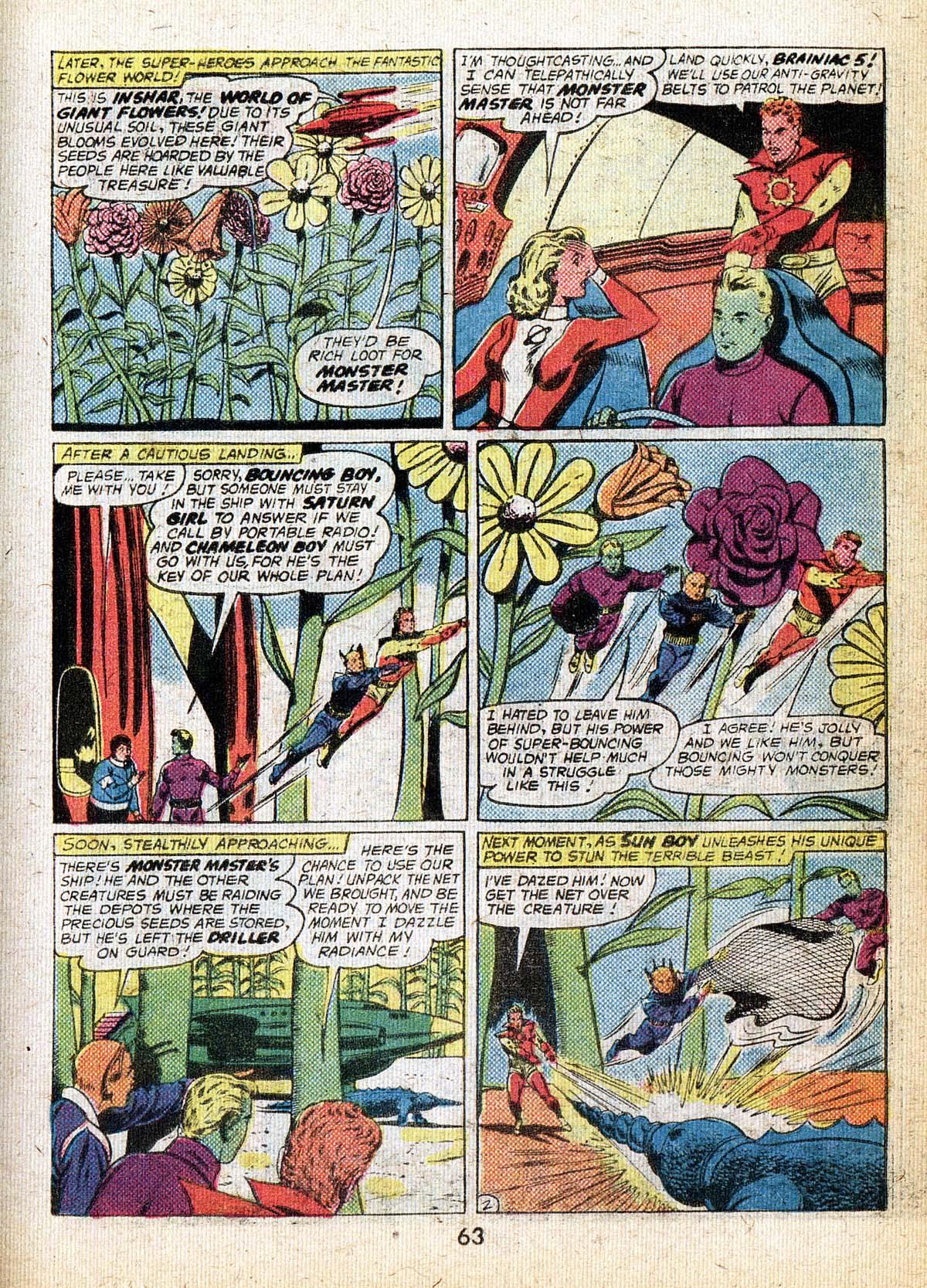 Read online Adventure Comics (1938) comic -  Issue #500 - 63