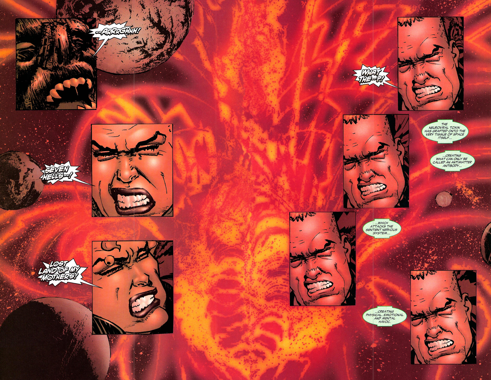 Read online Guy Gardner: Collateral Damage comic -  Issue #2 - 31