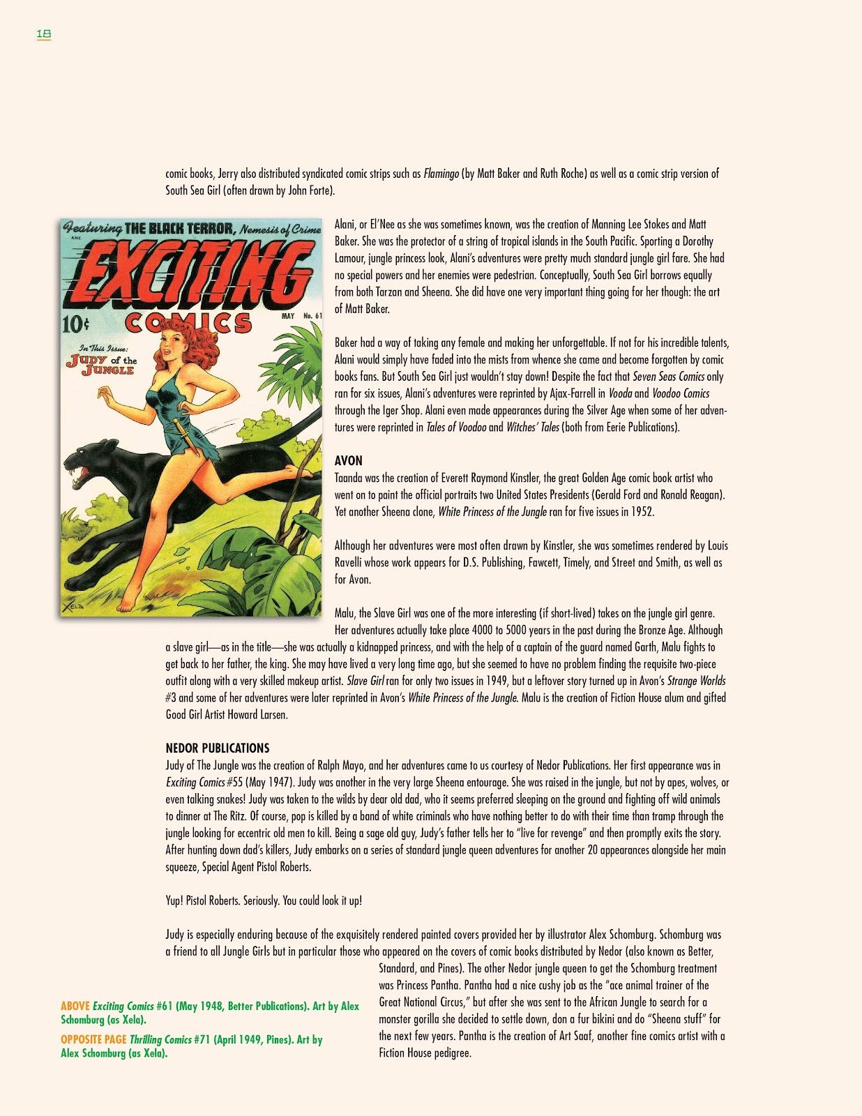 Read online Jungle Girls comic -  Issue # TPB (Part 1) - 20