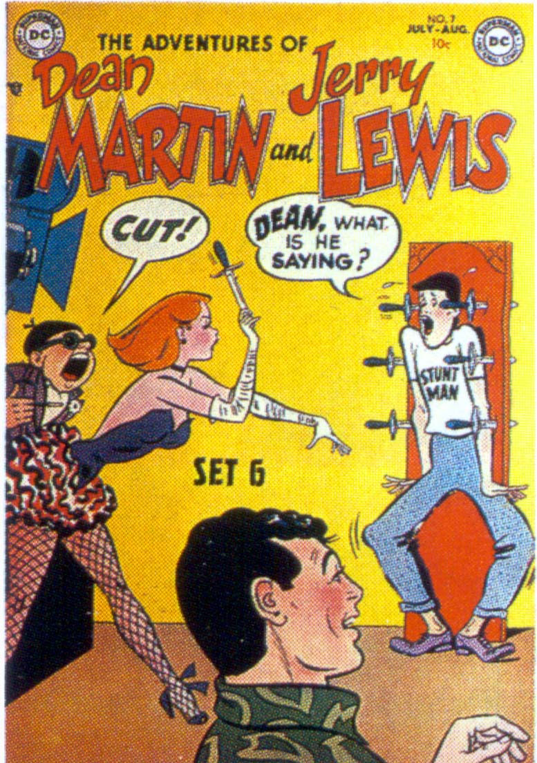 The Adventures of Dean Martin and Jerry Lewis 7 Page 1