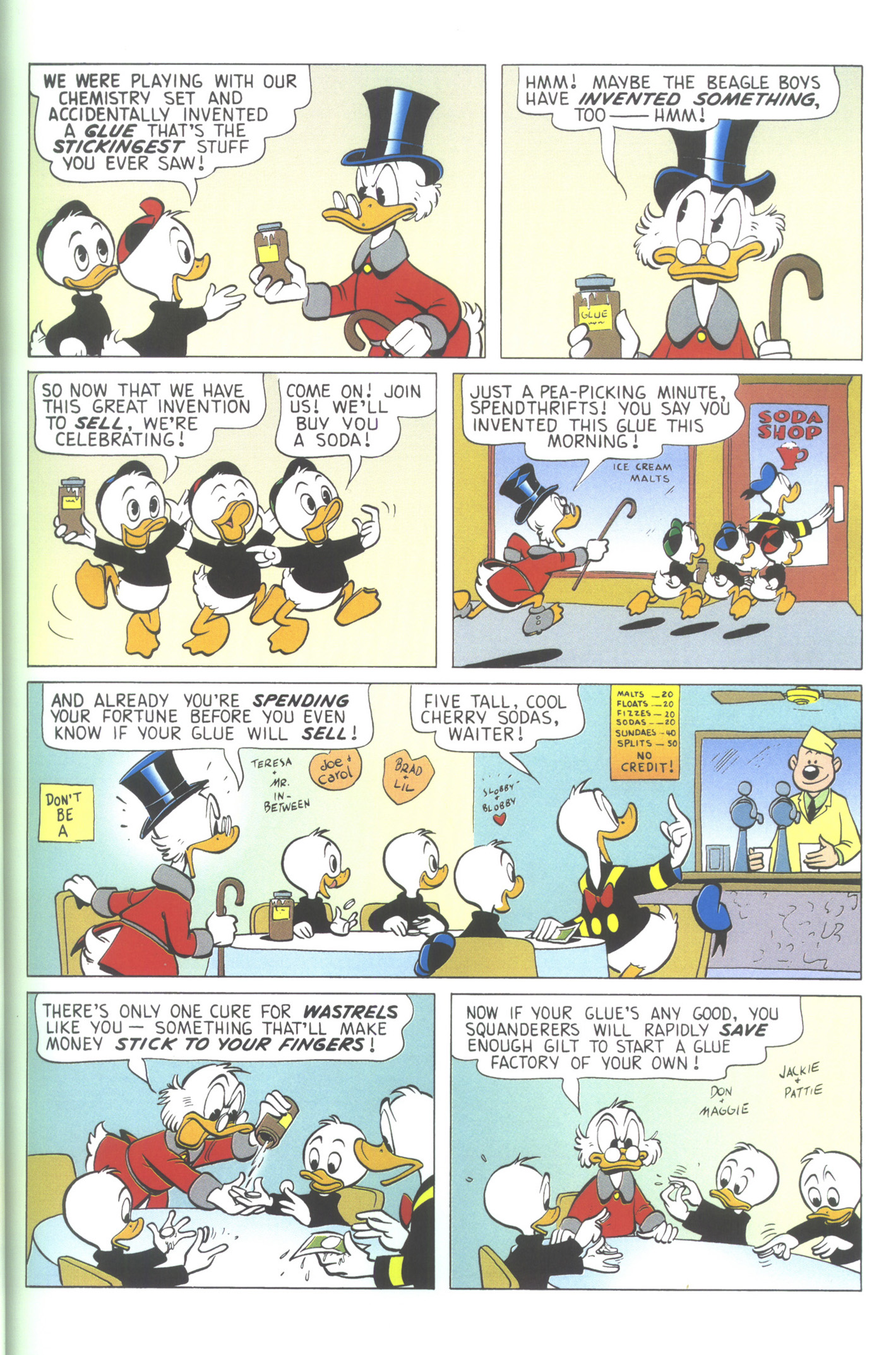 Read online Uncle Scrooge (1953) comic -  Issue #364 - 5