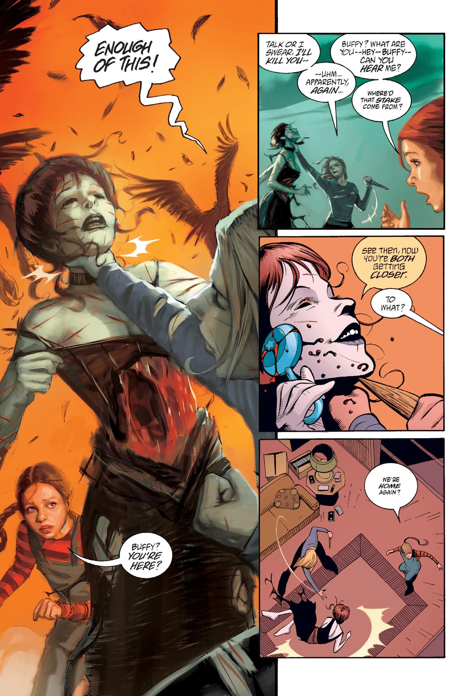 Read online Buffy the Vampire Slayer: Omnibus comic -  Issue # TPB 2 - 78