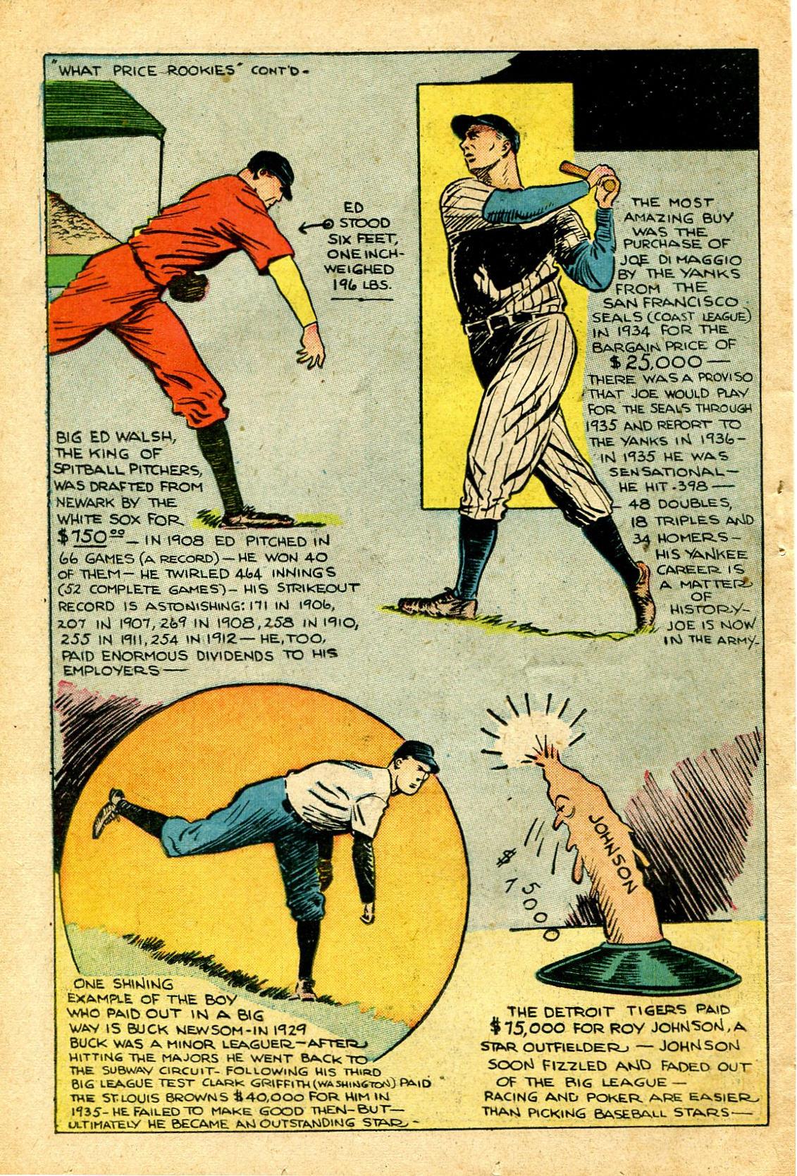 Read online Shadow Comics comic -  Issue #51 - 39