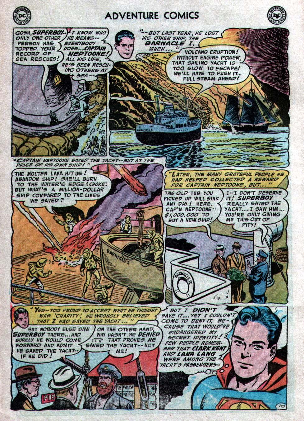 Read online Adventure Comics (1938) comic -  Issue #223 - 12