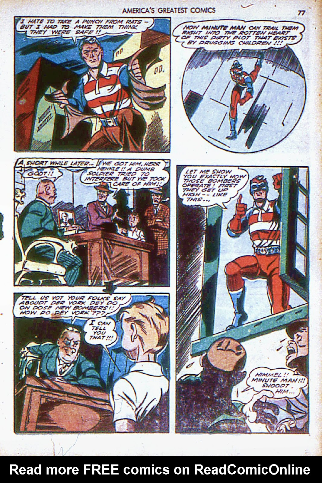 Americas Greatest Comics issue 6 - Page 78