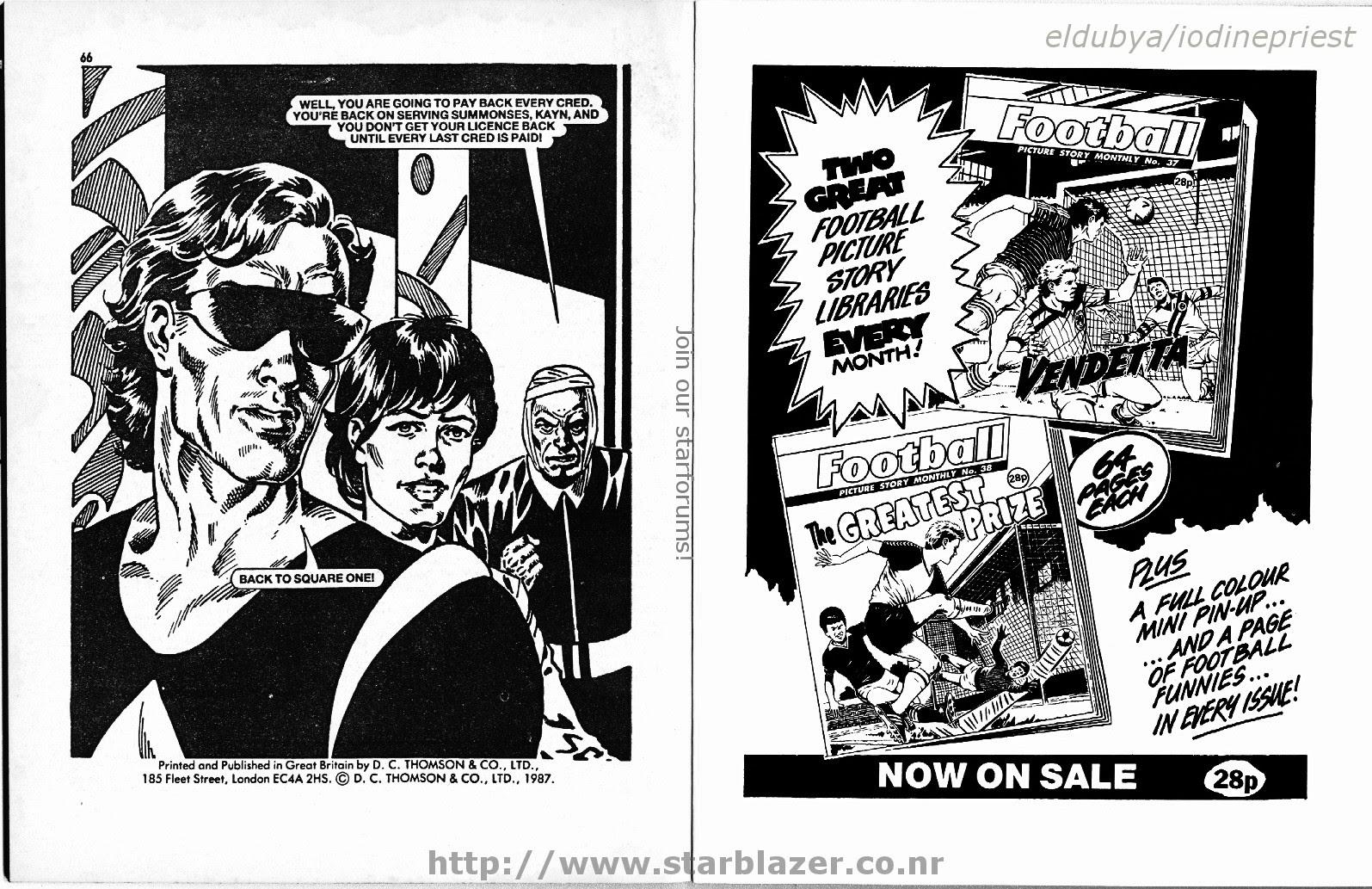 Starblazer issue 207 - Page 35