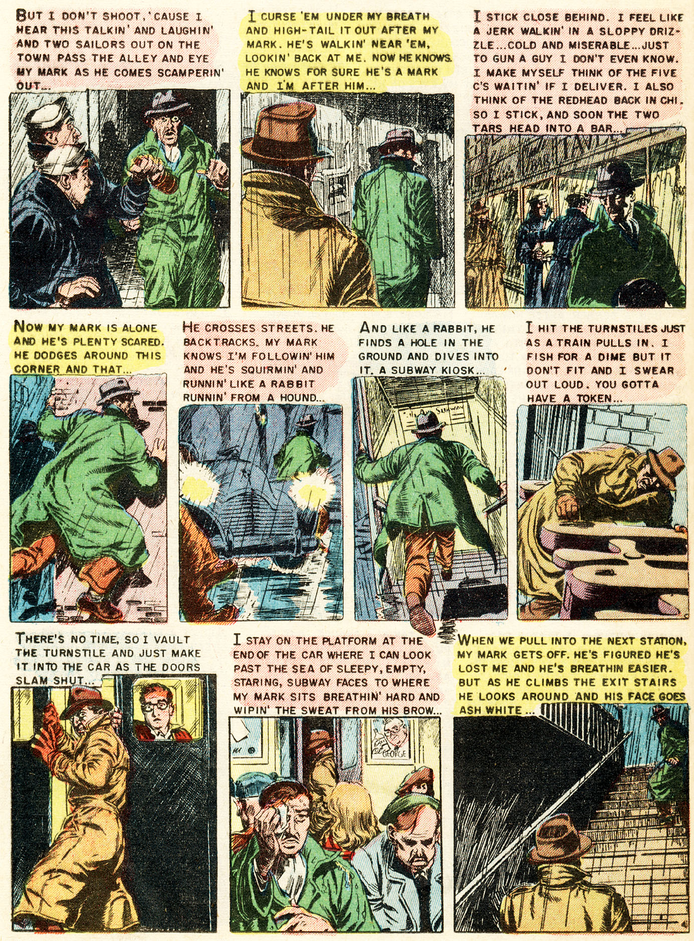 Read online Shock SuspenStories comic -  Issue #17 - 24