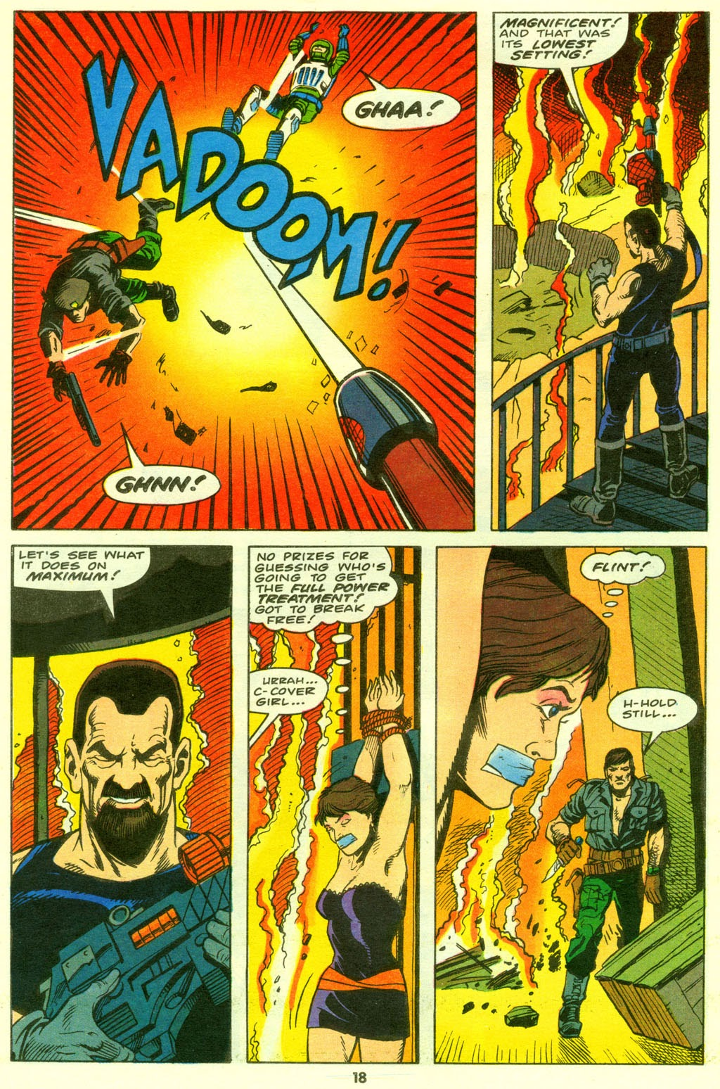 G.I. Joe European Missions issue 9 - Page 19