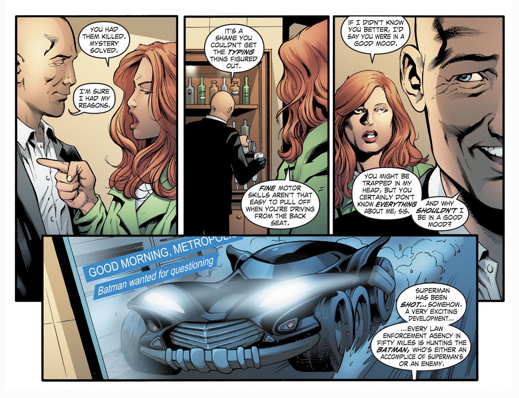 Read online Smallville: Season 11 comic -  Issue #22 - 4