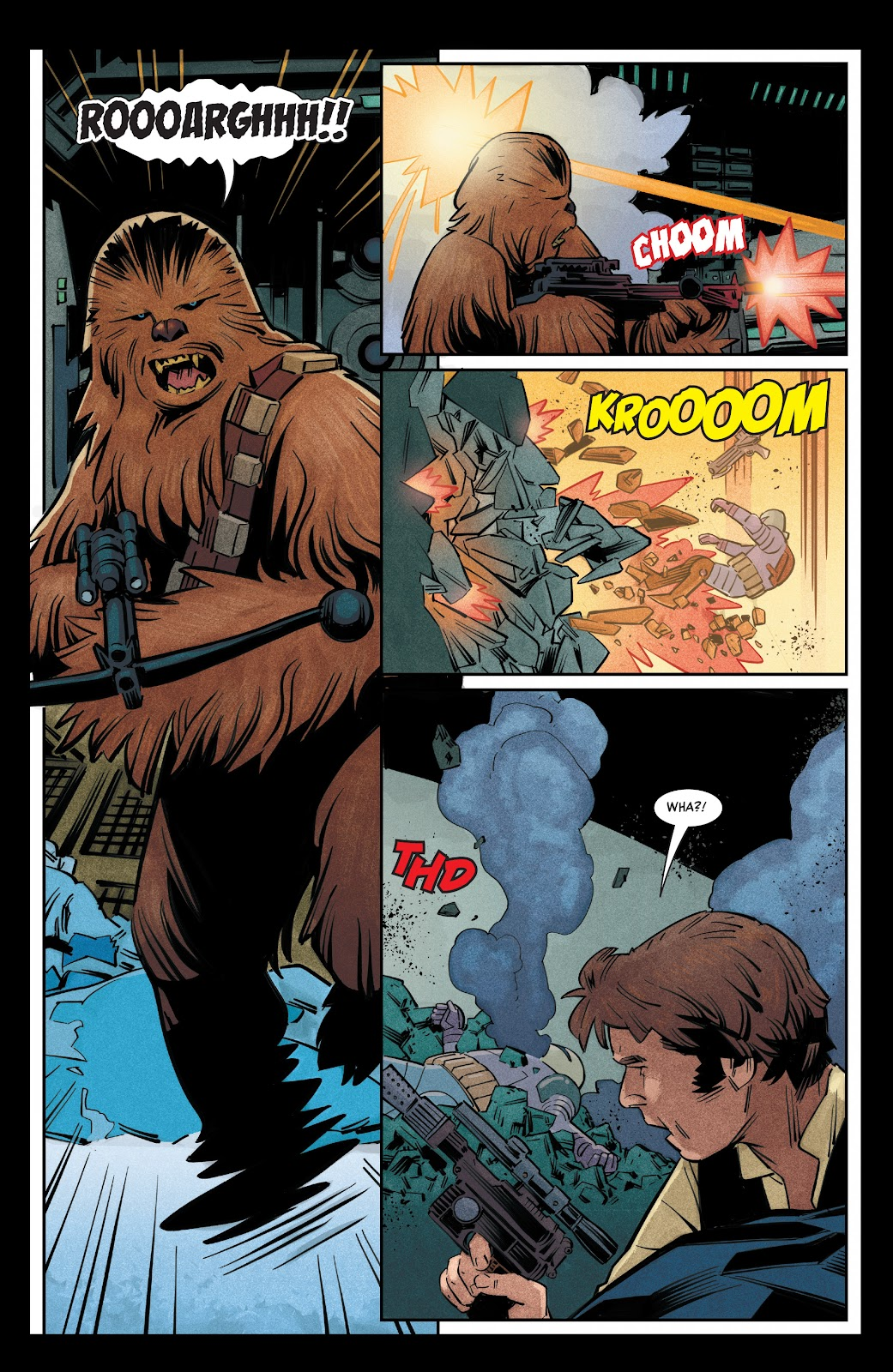 Read online Star Wars: Age of Republic: Heroes comic -  Issue # TPB - 97