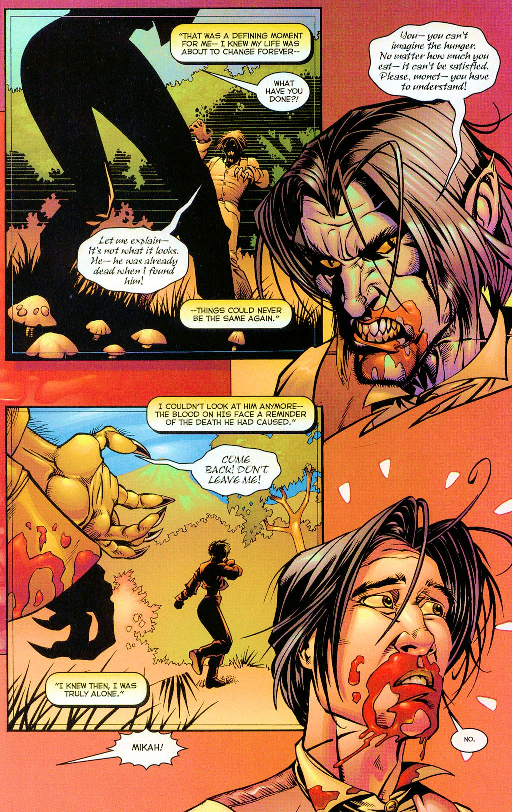 Read online Shi: The Series comic -  Issue #10 - 20