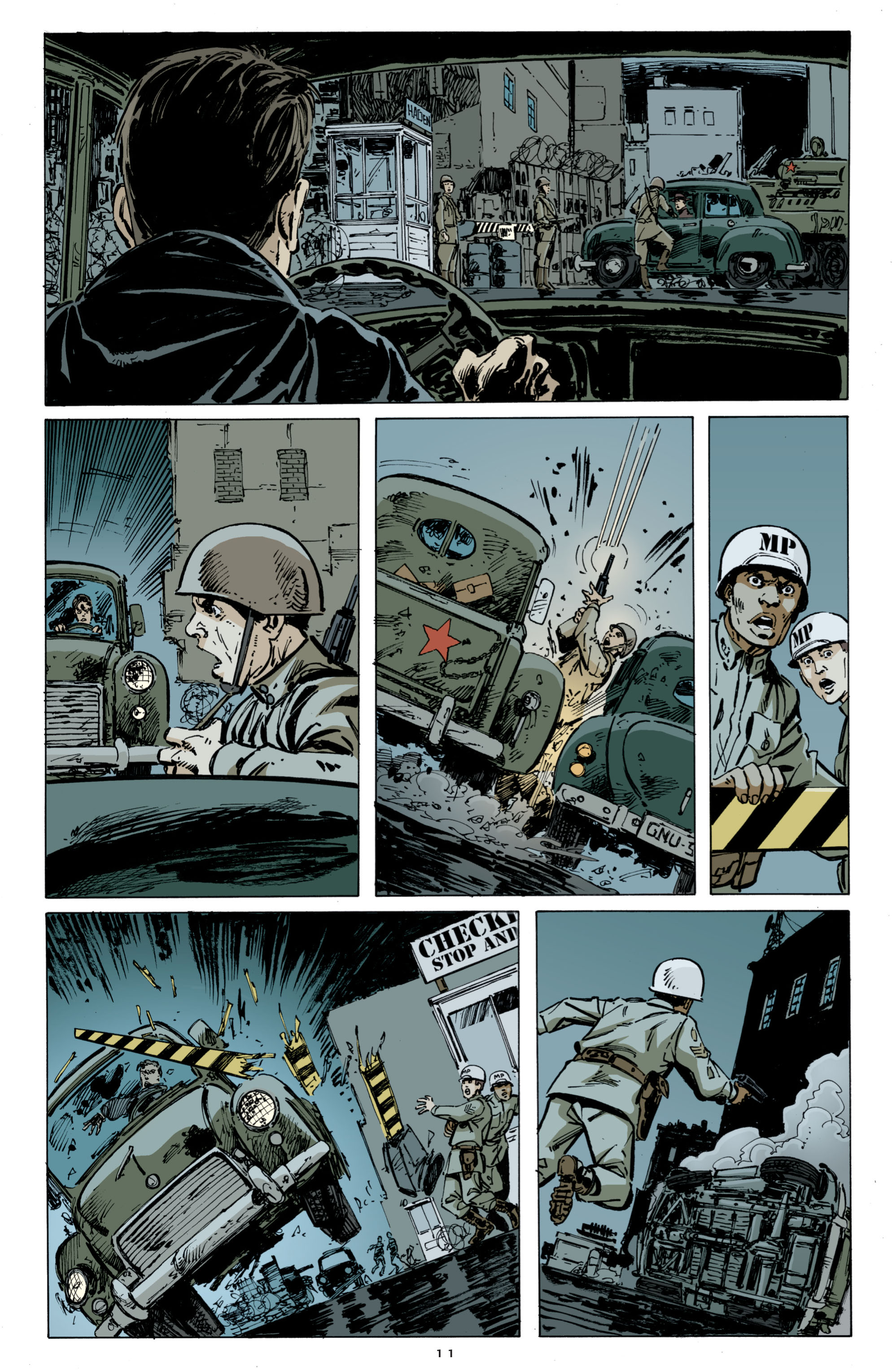 Read online Cold War comic -  Issue # TPB - 19