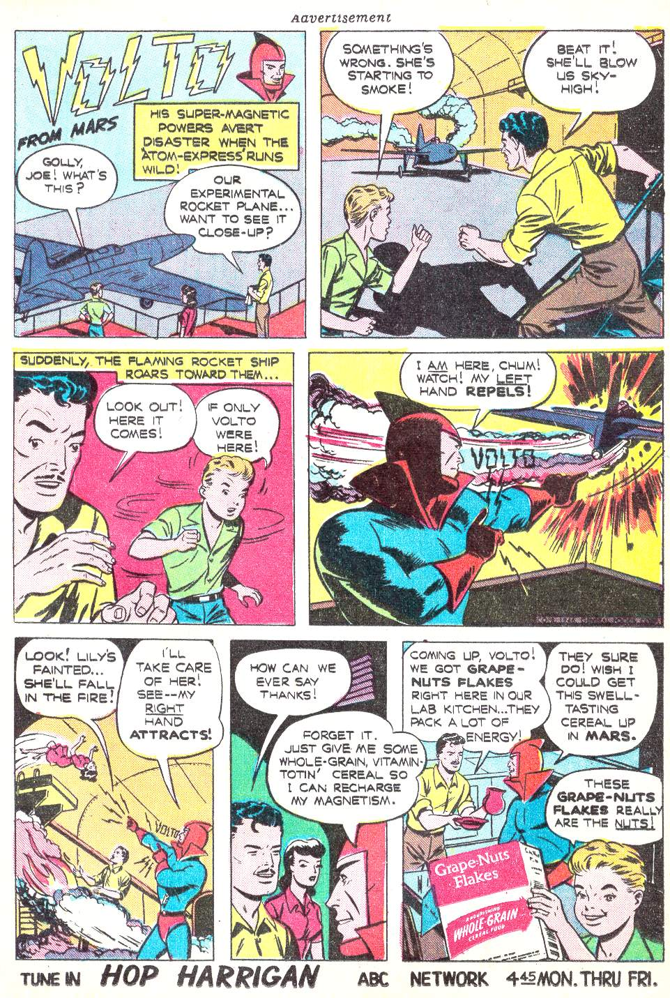 Read online Sensation (Mystery) Comics comic -  Issue #50 - 31