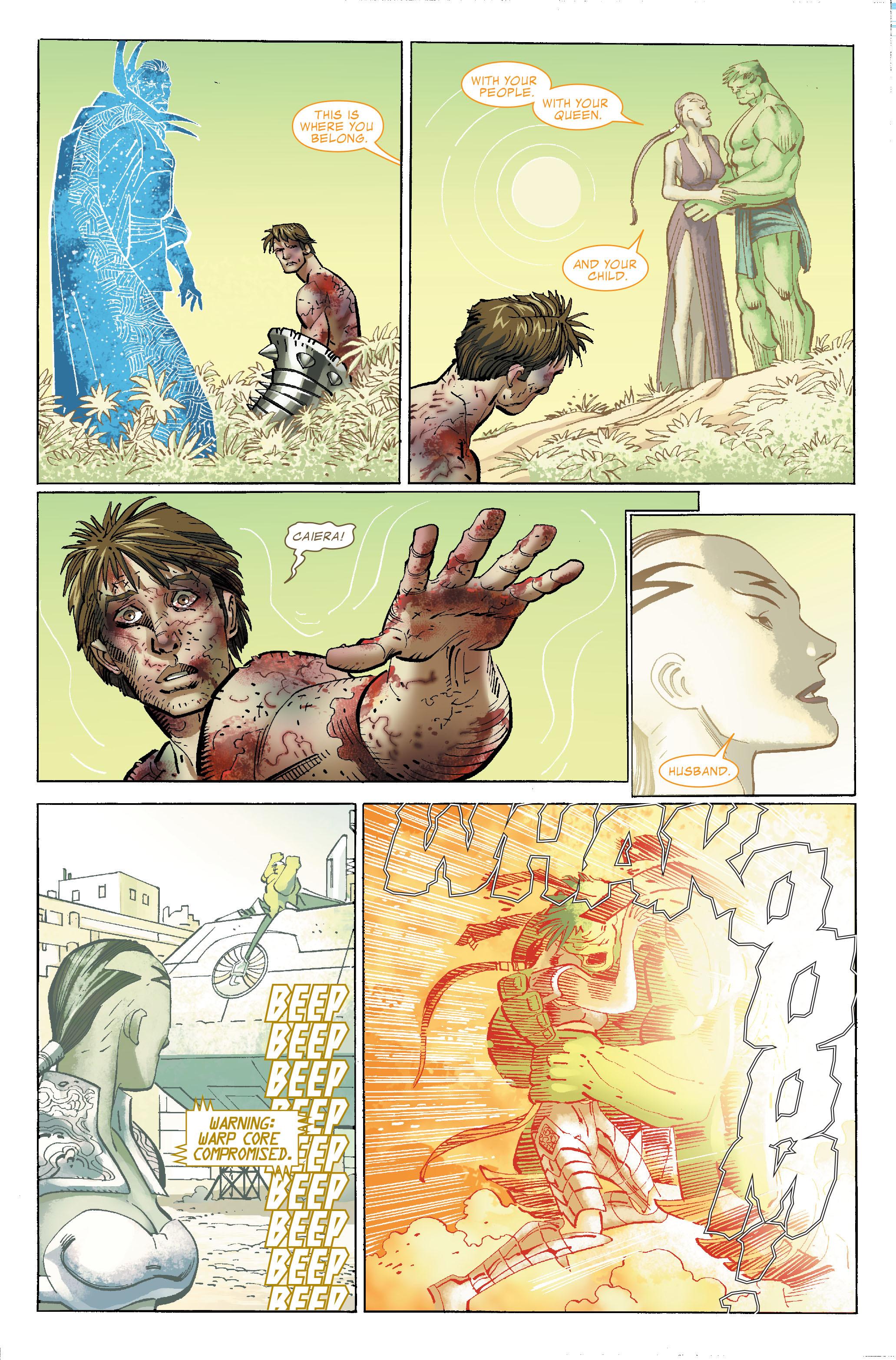 Read online World War Hulk comic -  Issue #3 - 16