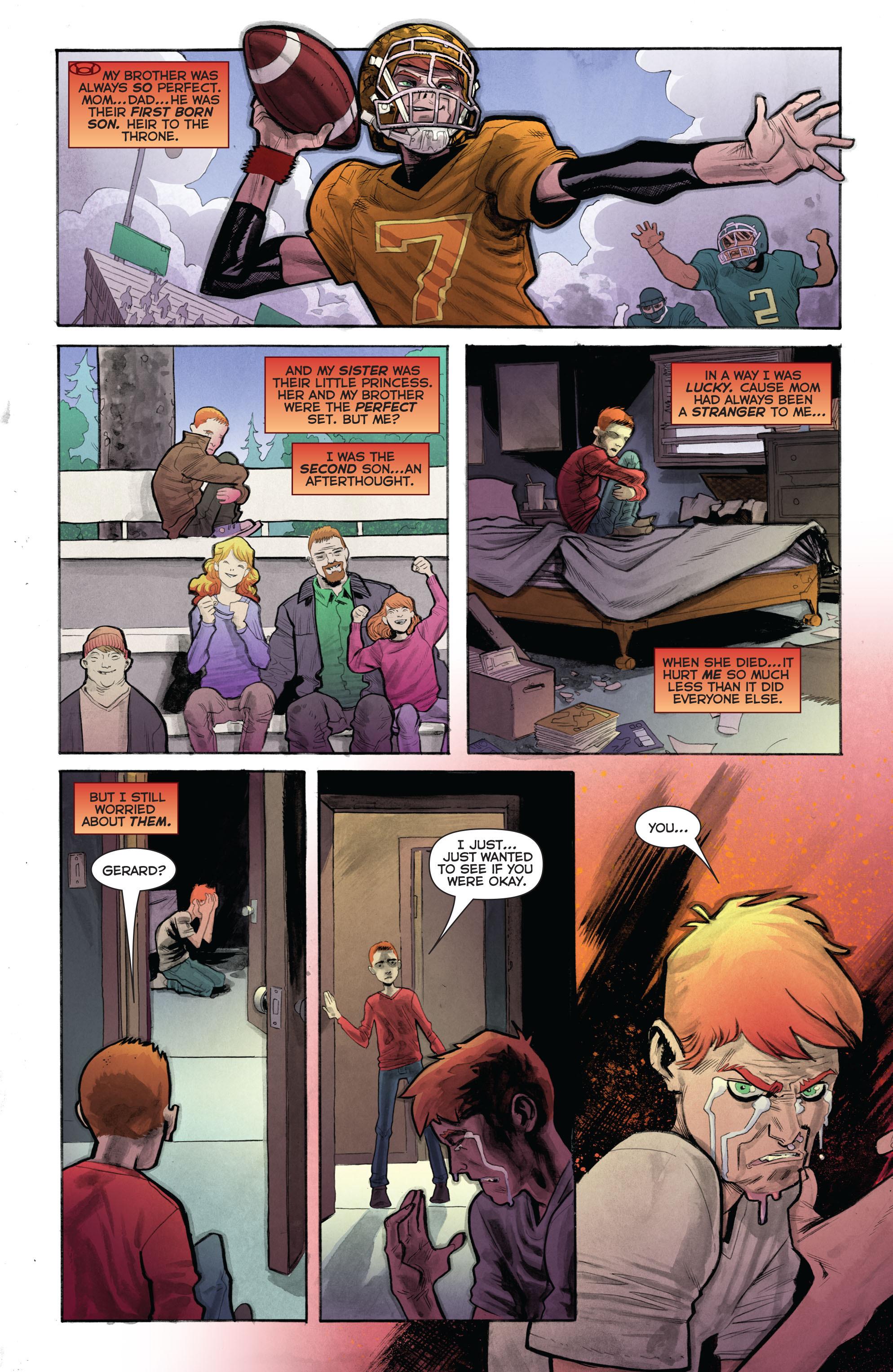 Read online Secret Origins (2014) comic -  Issue #11 - 3