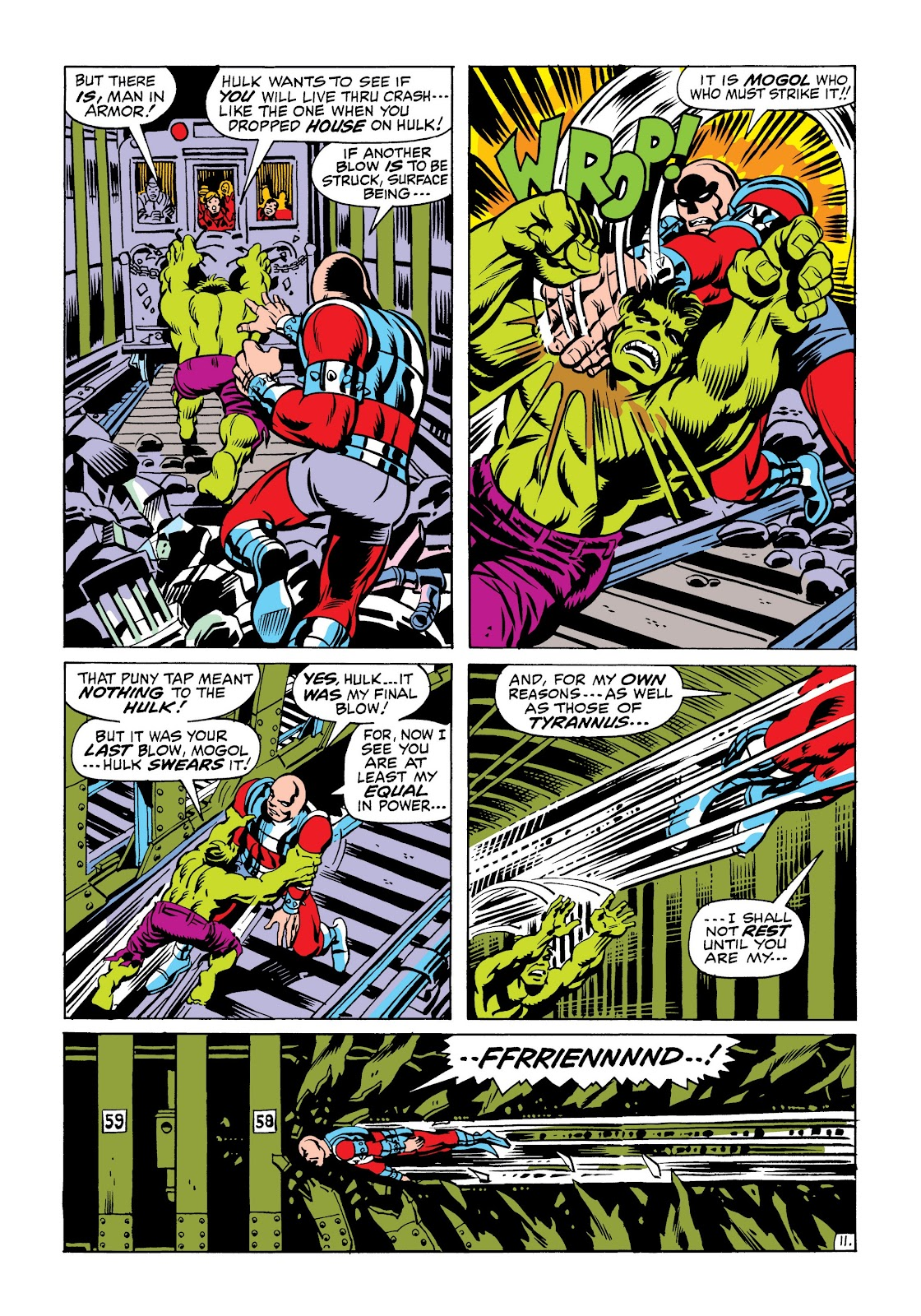 Read online Marvel Masterworks: The Incredible Hulk comic -  Issue # TPB 6 (Part 2) - 25