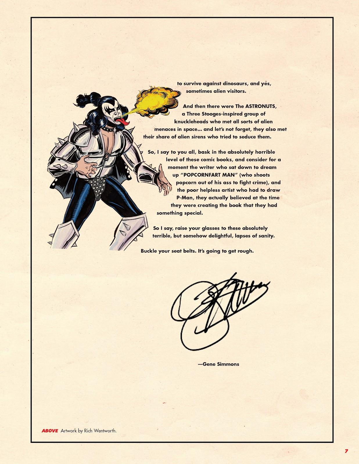 Read online Super Weird Heroes comic -  Issue # TPB 2 (Part 1) - 8